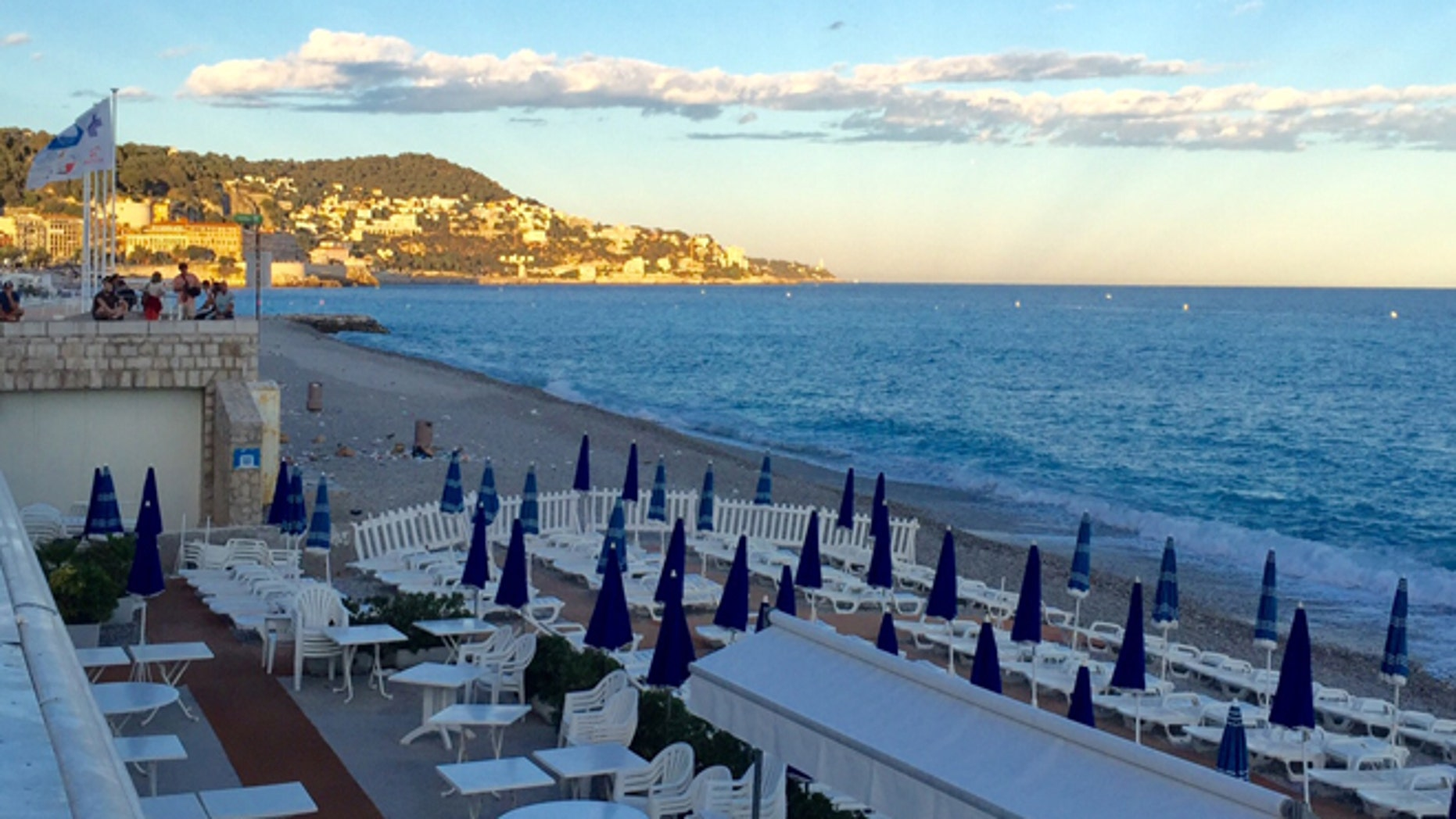 Nice is the latest European city to be hit by a terror attack.