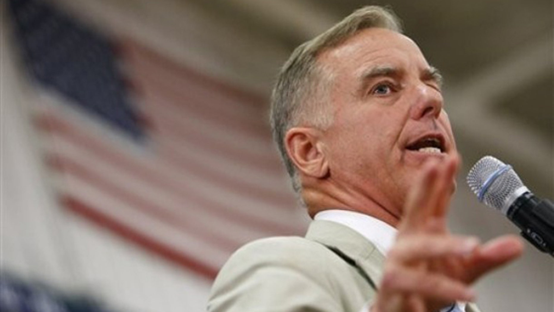 Howard Dean thinks Donald Trump could be a cocaine user.