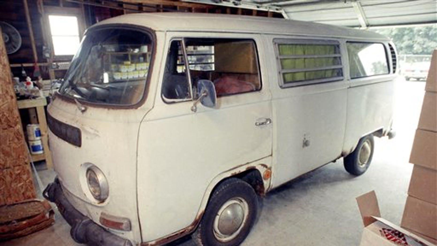 """Jack Kevorkian's """"Death Bus"""""""