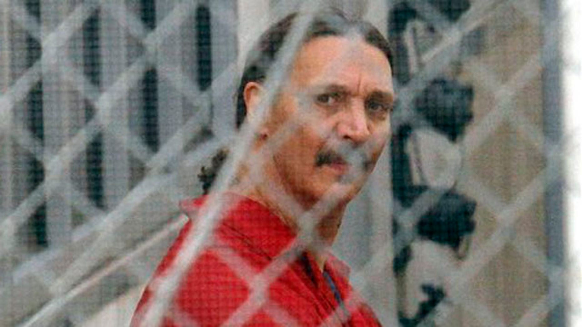 In this May 18, 2011, file photo taken in Salem, Ore., convicted killer Gary Haugen leaves Marion County Courthouse after a hearing.