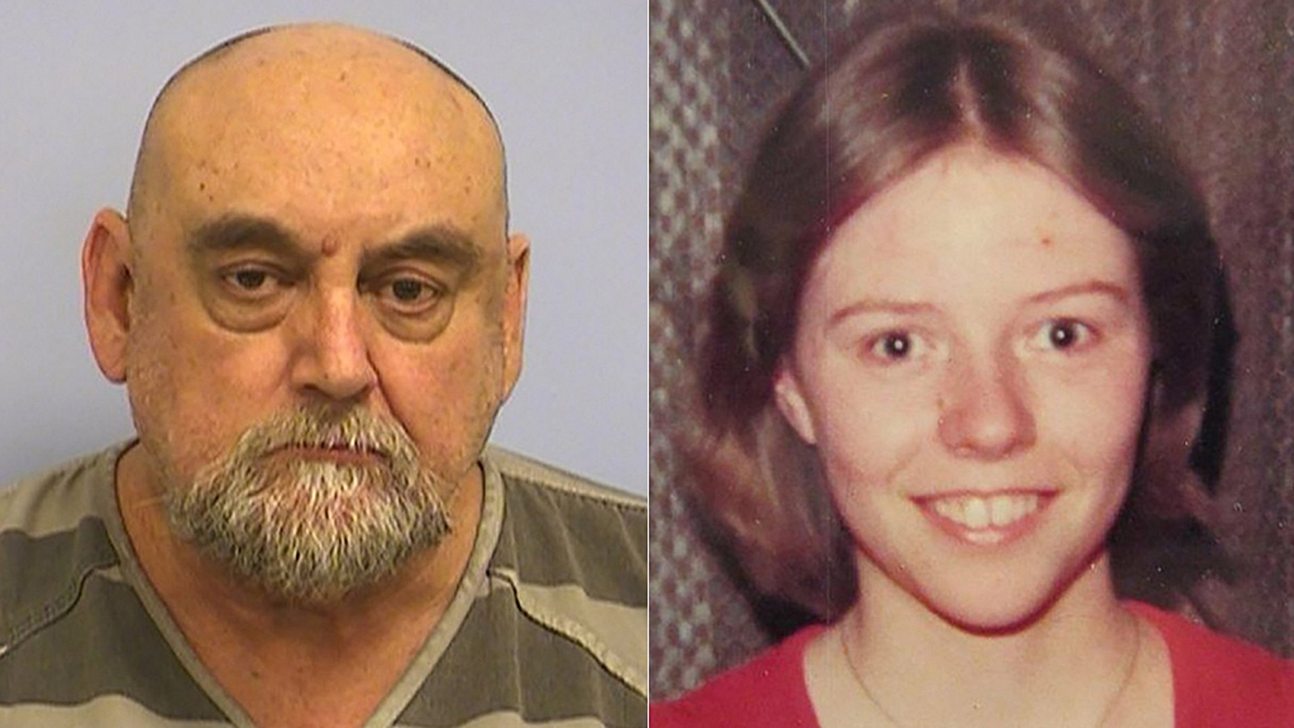 Michael Anthony Galvan has been charged with capital murder in the cold case killing of newlywed Debra Sue Reiding in her Austin, Texas, apartment in 1979