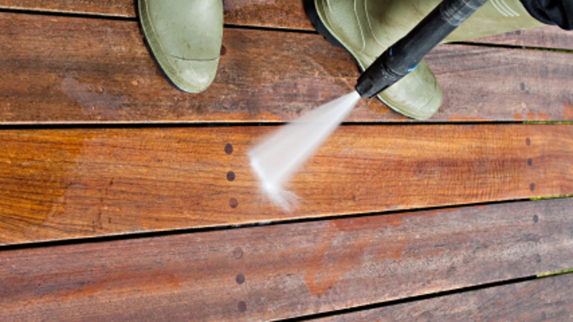 The Right Way To Clean A Deck Fox News