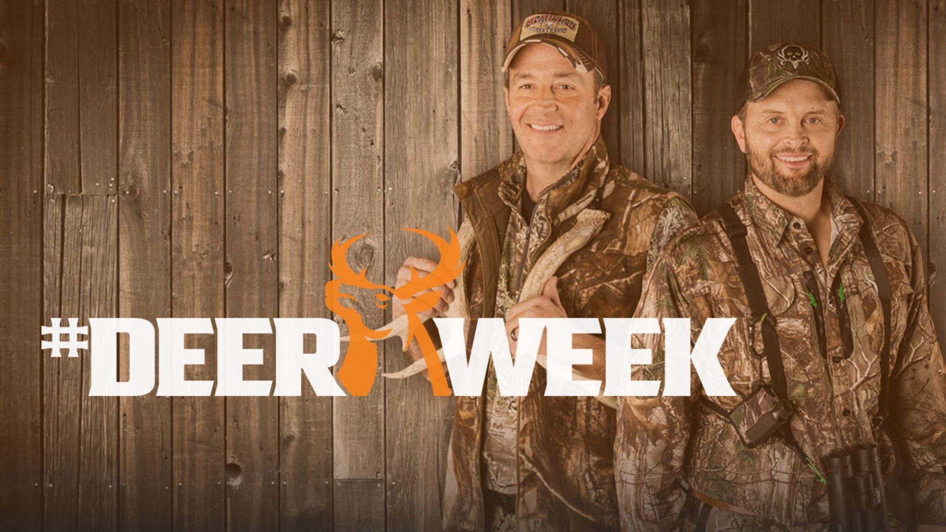 Outdoor Channel and Sportsman Channel are kicking off their first Deer Week on Oct. 15.