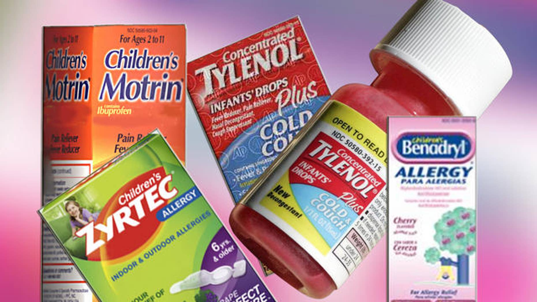 Parents Still Giving Children Under 2 Over-the-Counter Medication