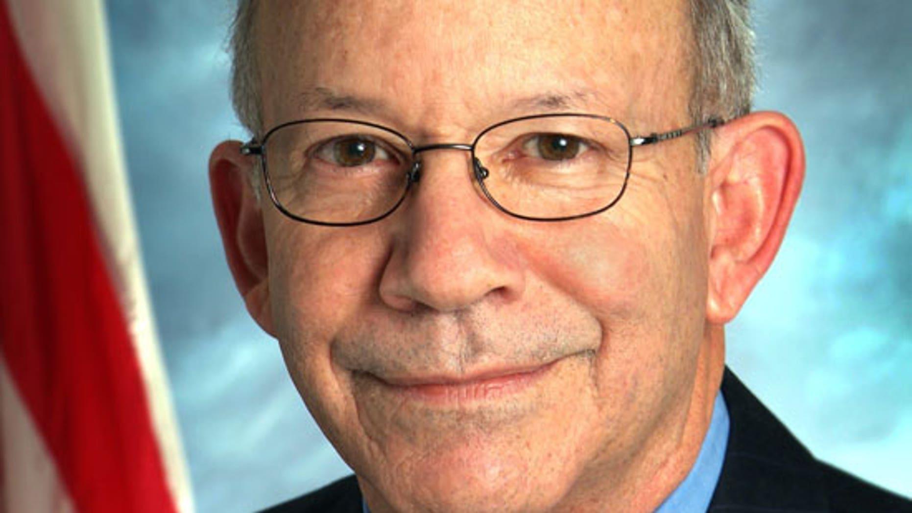 Oregon Rep. Peter DeFazio in a congressional headshot. (DeFazio office)