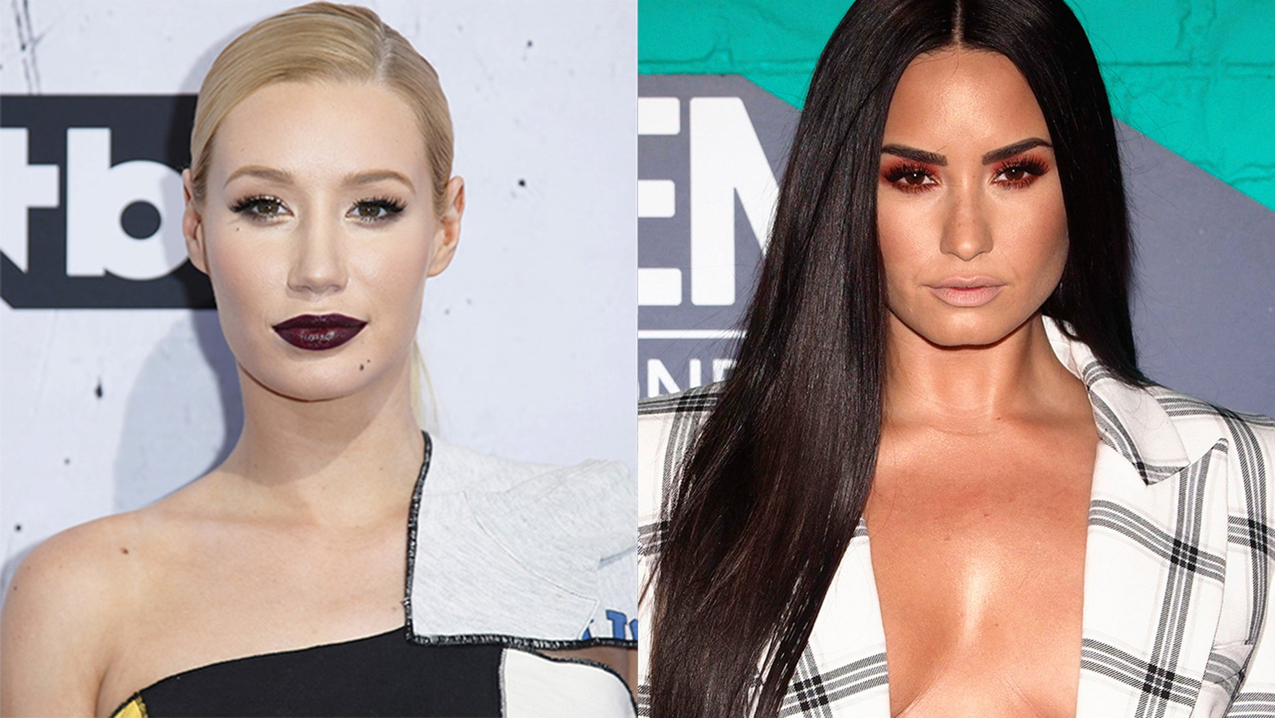 "Iggy Azalea says she's ""proud"" of pal Demi Lovato after the singer revealed she's no longer sober in a new song released on June 21."