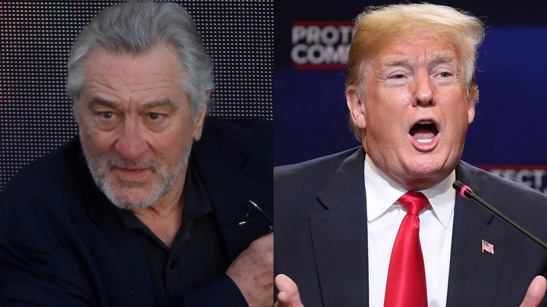 Robert De Niro decided to become Russian