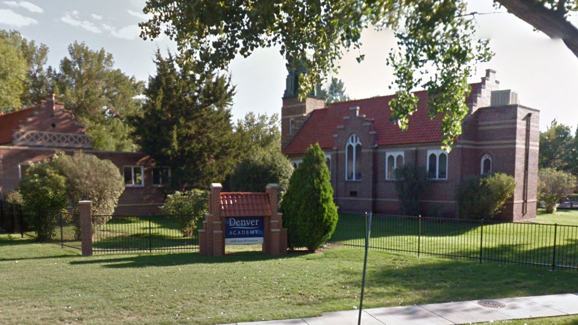 The Denver Academy in Denver, Colorado.