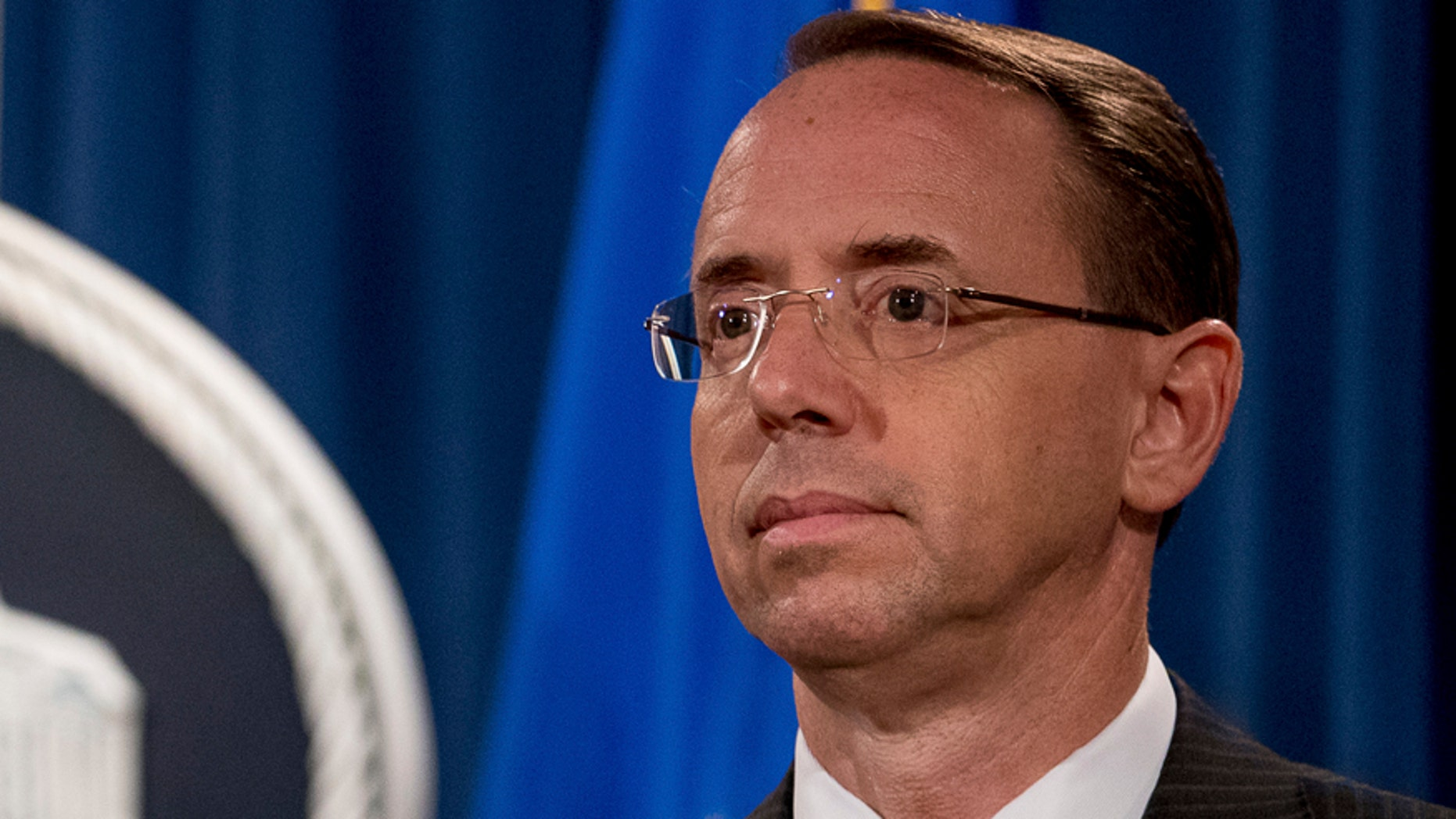 Deputy Attorney General Rod Rosenstein appointed Special Counsel Robert Mueller to investigate Russian meddling and potential collusion with Trump campaign associates in the 2016 presidential election.