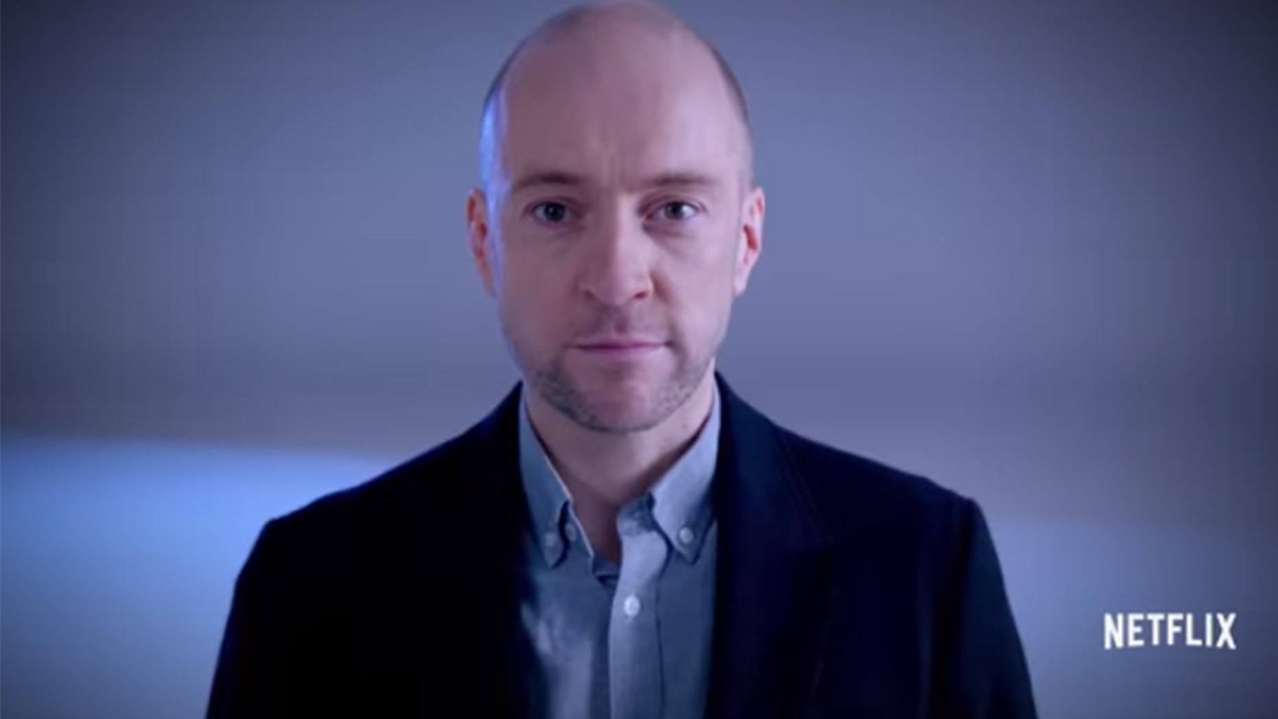 """Derren Brown is the host of the new Netflix special """"The Push."""""""