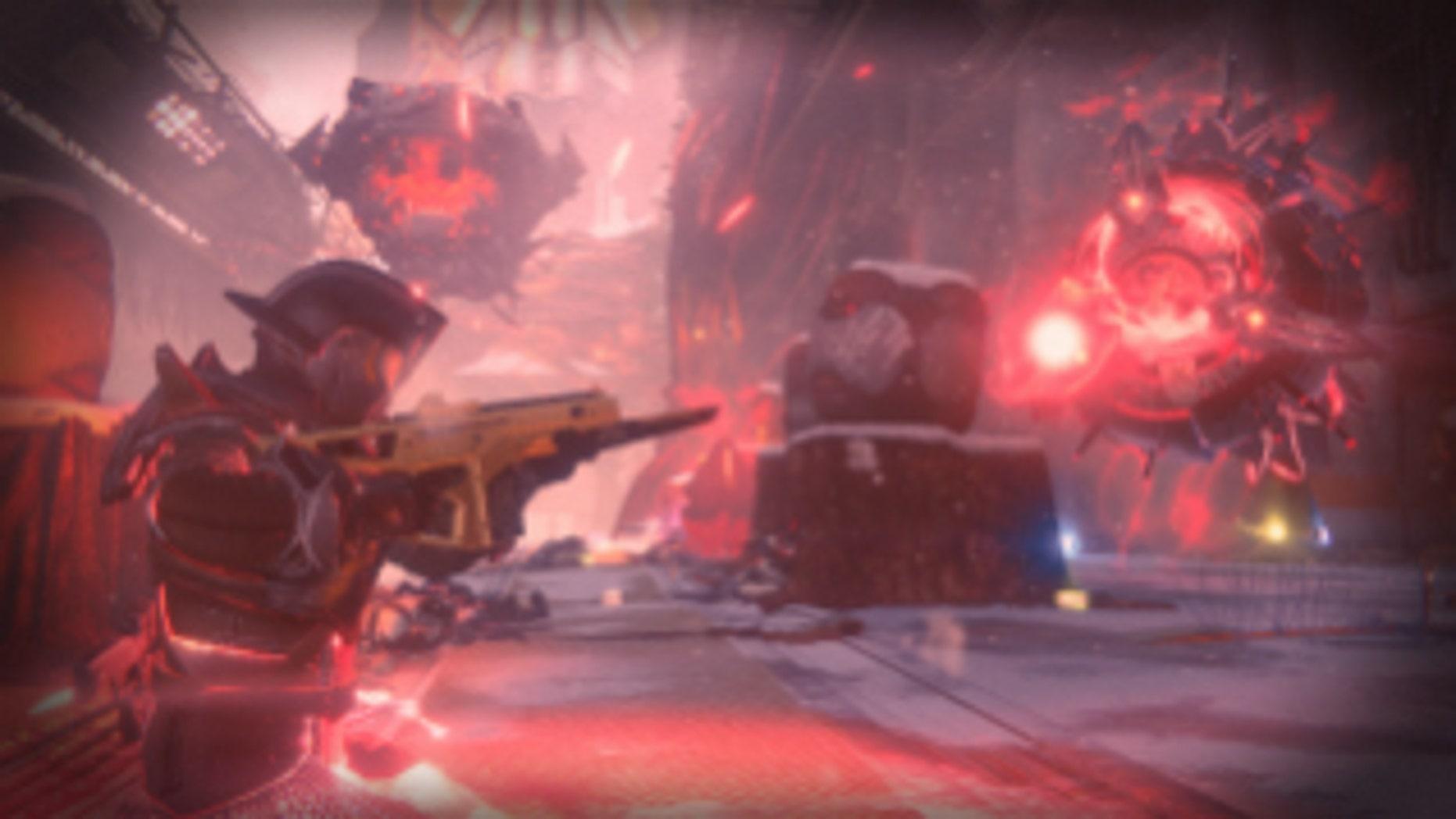 'Destiny: Rise of Iron' screenshot (Activision).