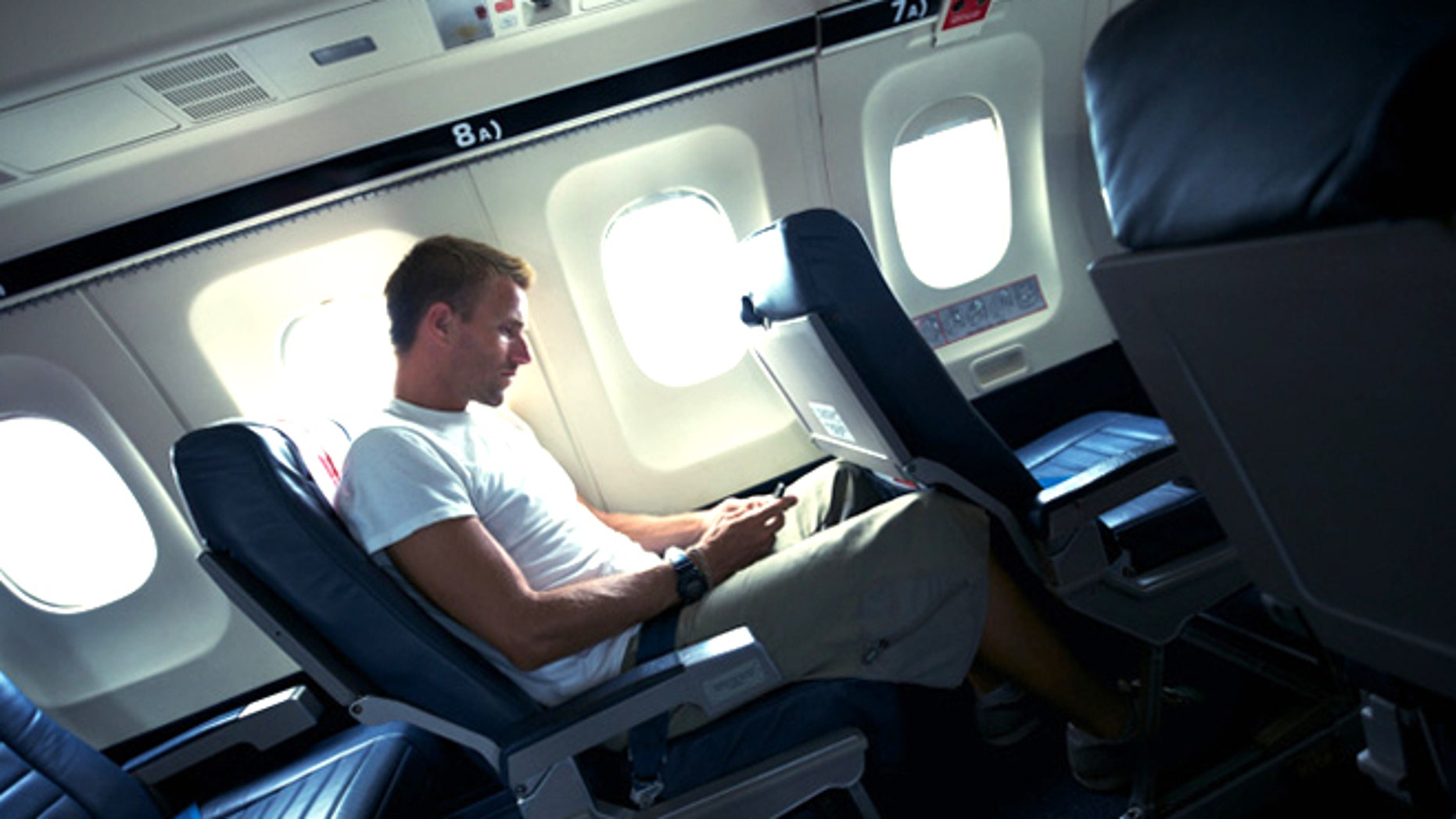 A Federal Aviation Administration advisory committee recommended Thursday that airline passengers be allowed to use smartphones, tablets, e-readers and other personal electronic devices during takeoffs and landings.  Now it goes to the FAA for consideration.