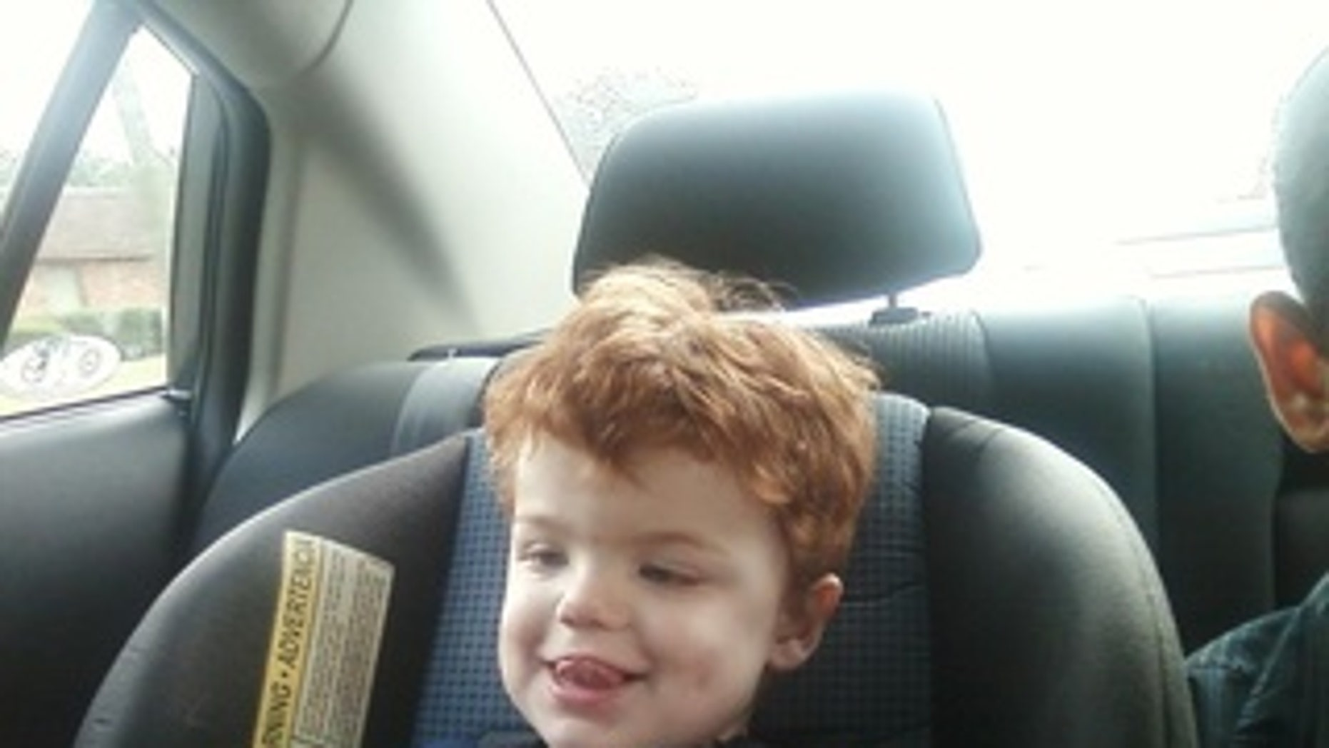 This undated photo shows missing 2-year-old Devin Davis.