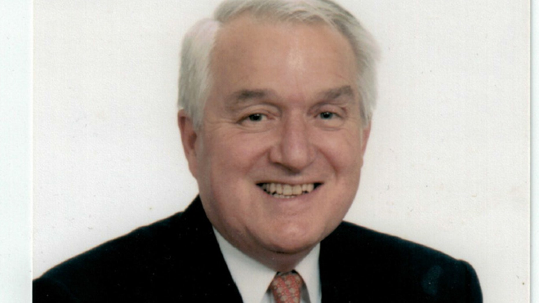 This undated photo shows Duane Clarridge.