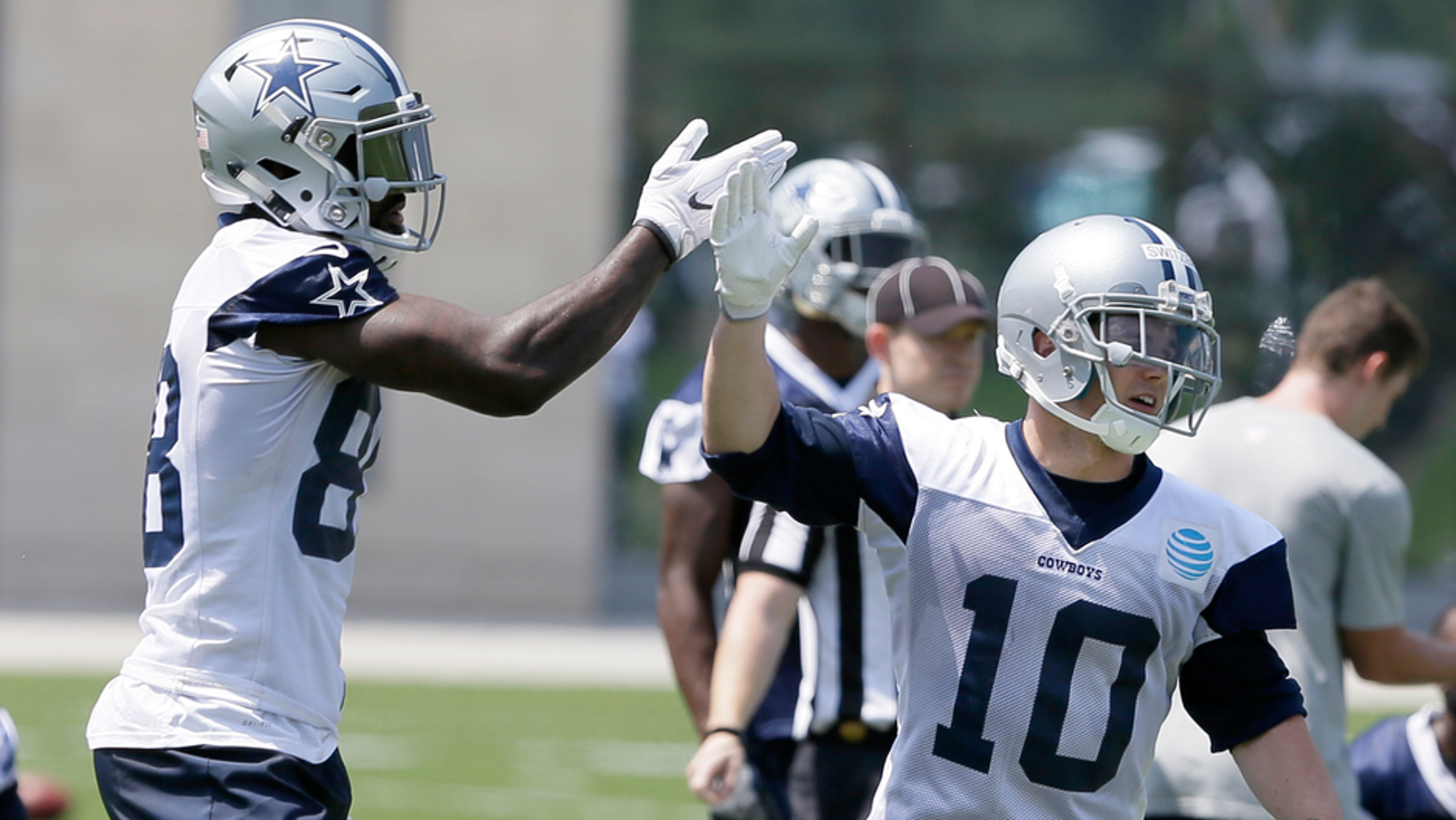 Big Brother Bryant Cowboys Star Mentors Rookie Switzer