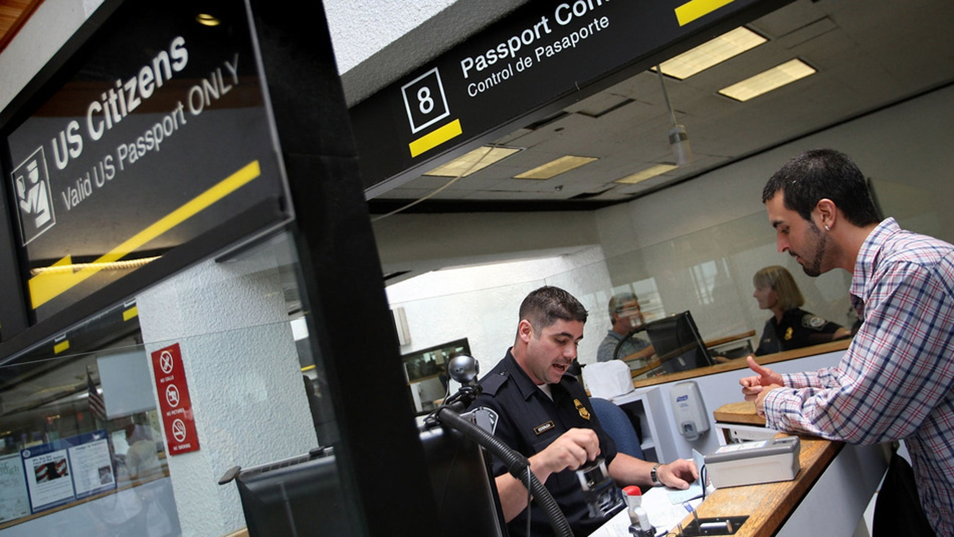 Visitors to the U.S. could face enhanced security restrictions.