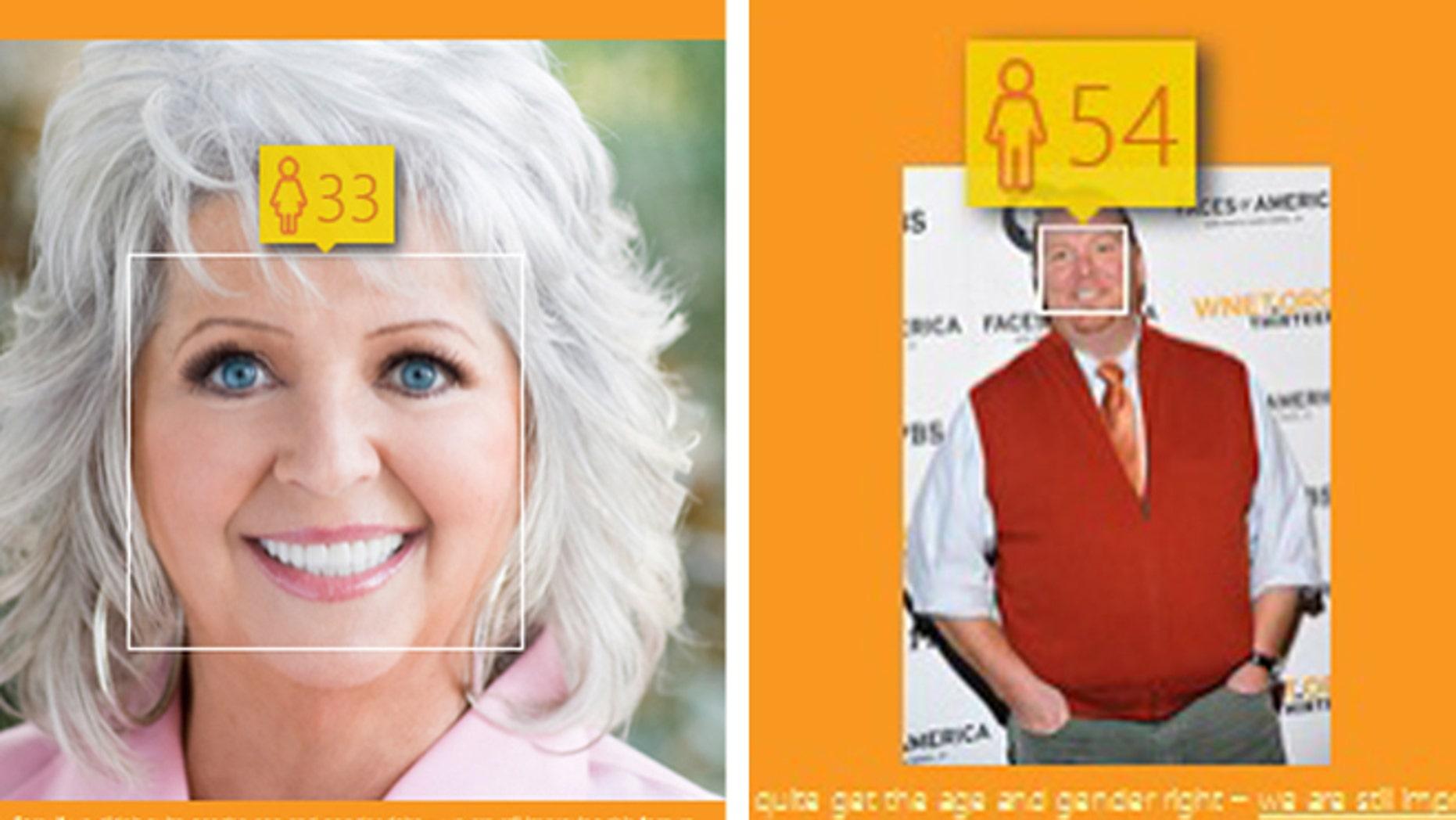 Is Paula Deen really 33?
