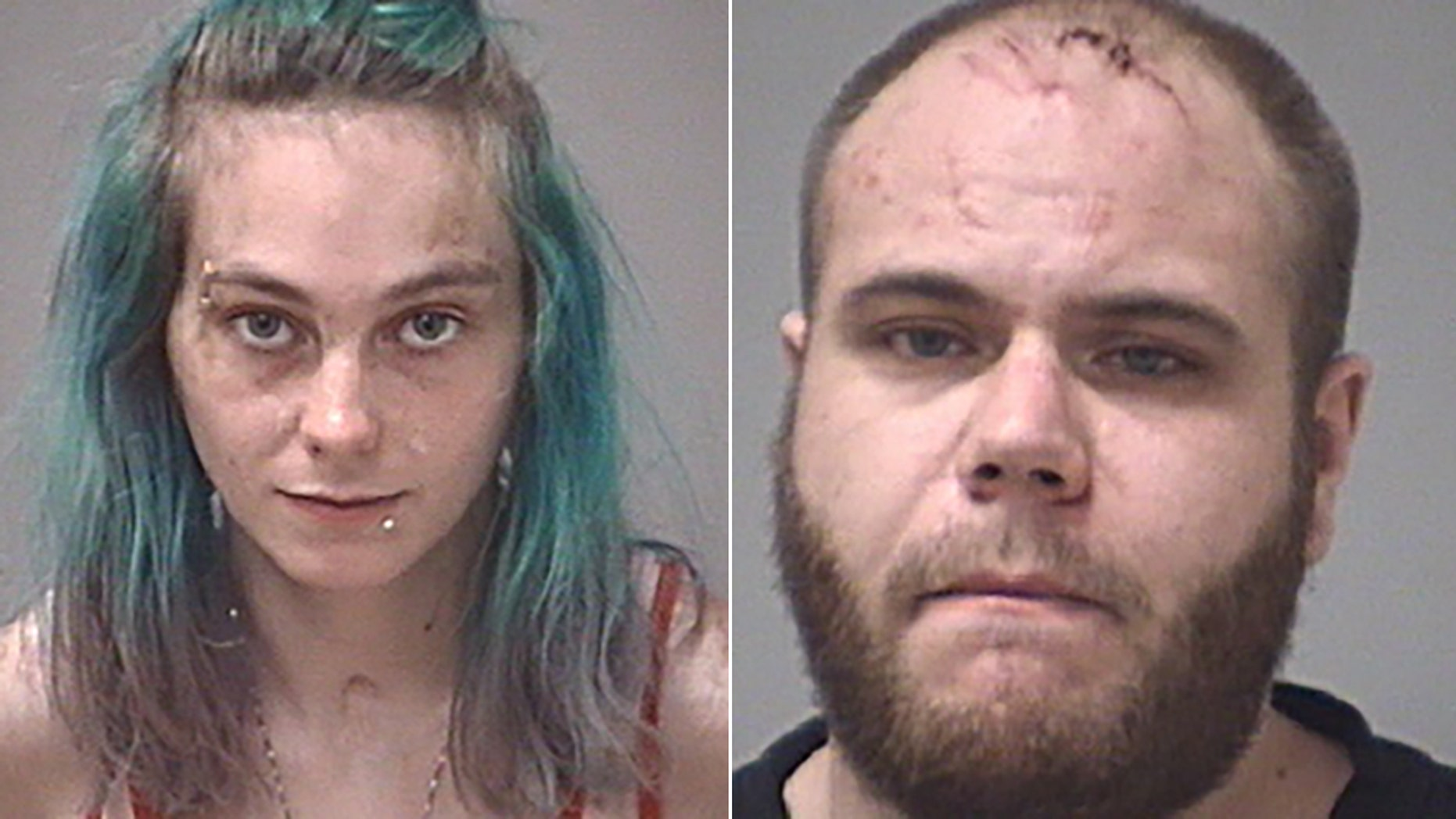 Candice Renea Diaz, 24, and her boyfriend, Brad Edward Fields, 28, are accused of torturing and killing a 4-year-old girl.