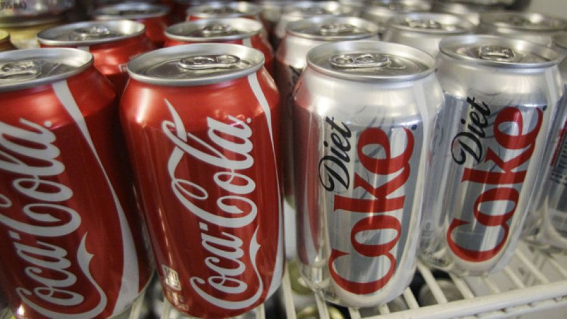 Diet Coke loses No  2 spot to Pepsi | Fox News