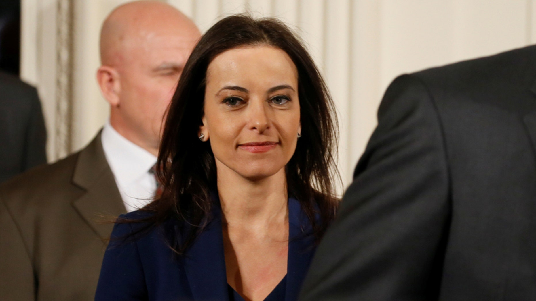 U.S. Deputy National Security Advisor Dina Powell announced Friday she will leave the Trump administration.