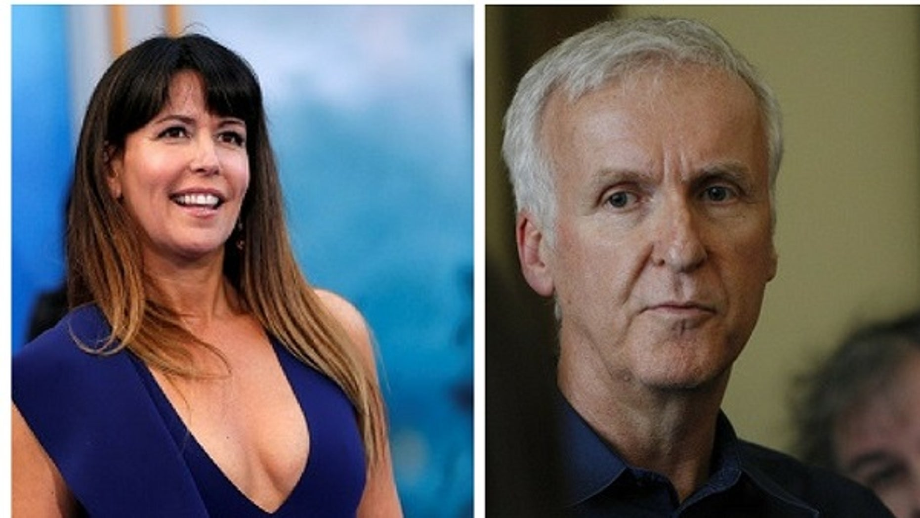 """""""Wonder Woman"""" director responded to """"Titanic"""" director James Cameron's statement about the summer blockbuster being """"a step backwards"""" for female leads."""