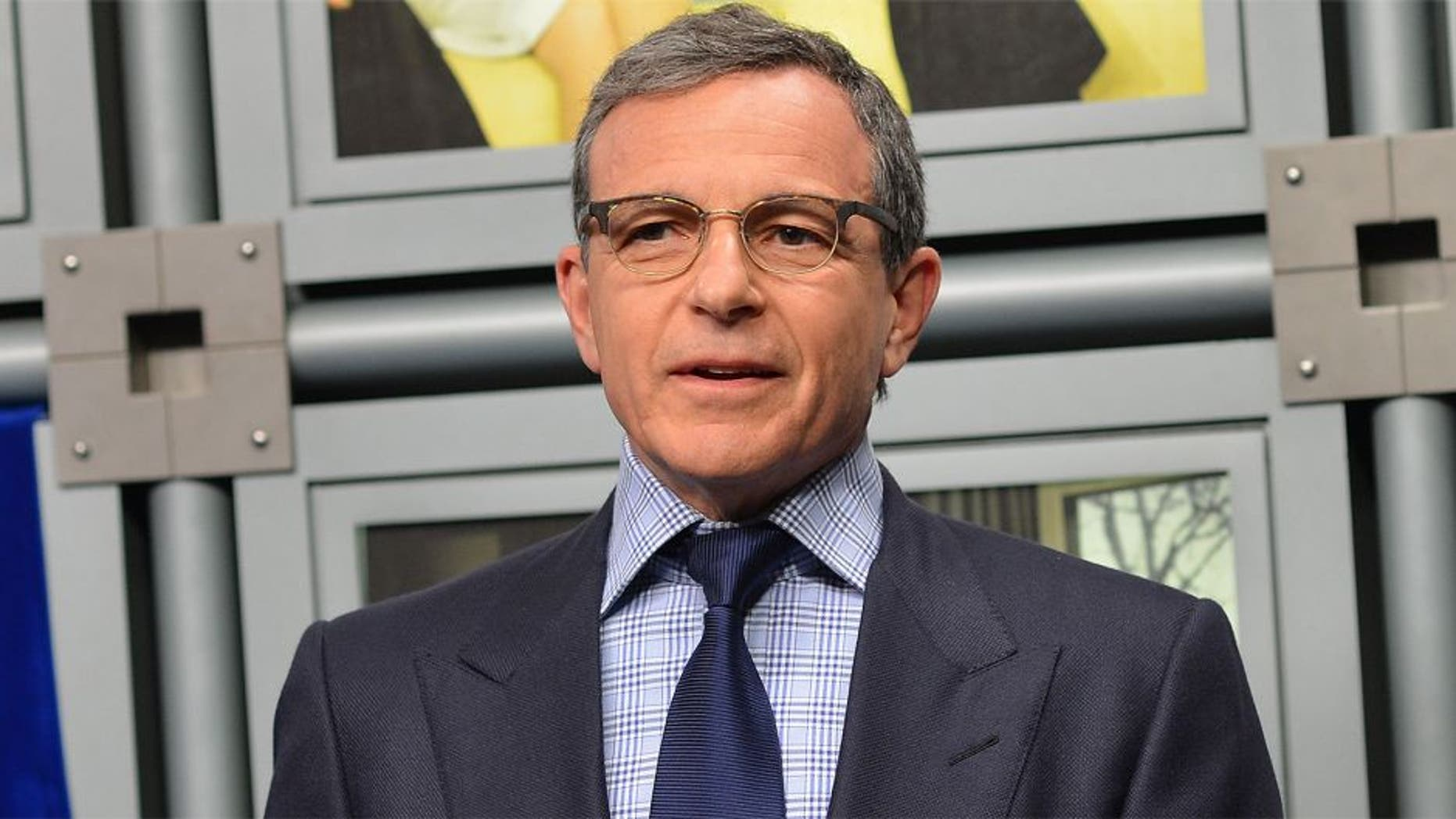 "Disney CEO Bob Iger called the handling of stars wearing blackface at ABC a ""private matter."""