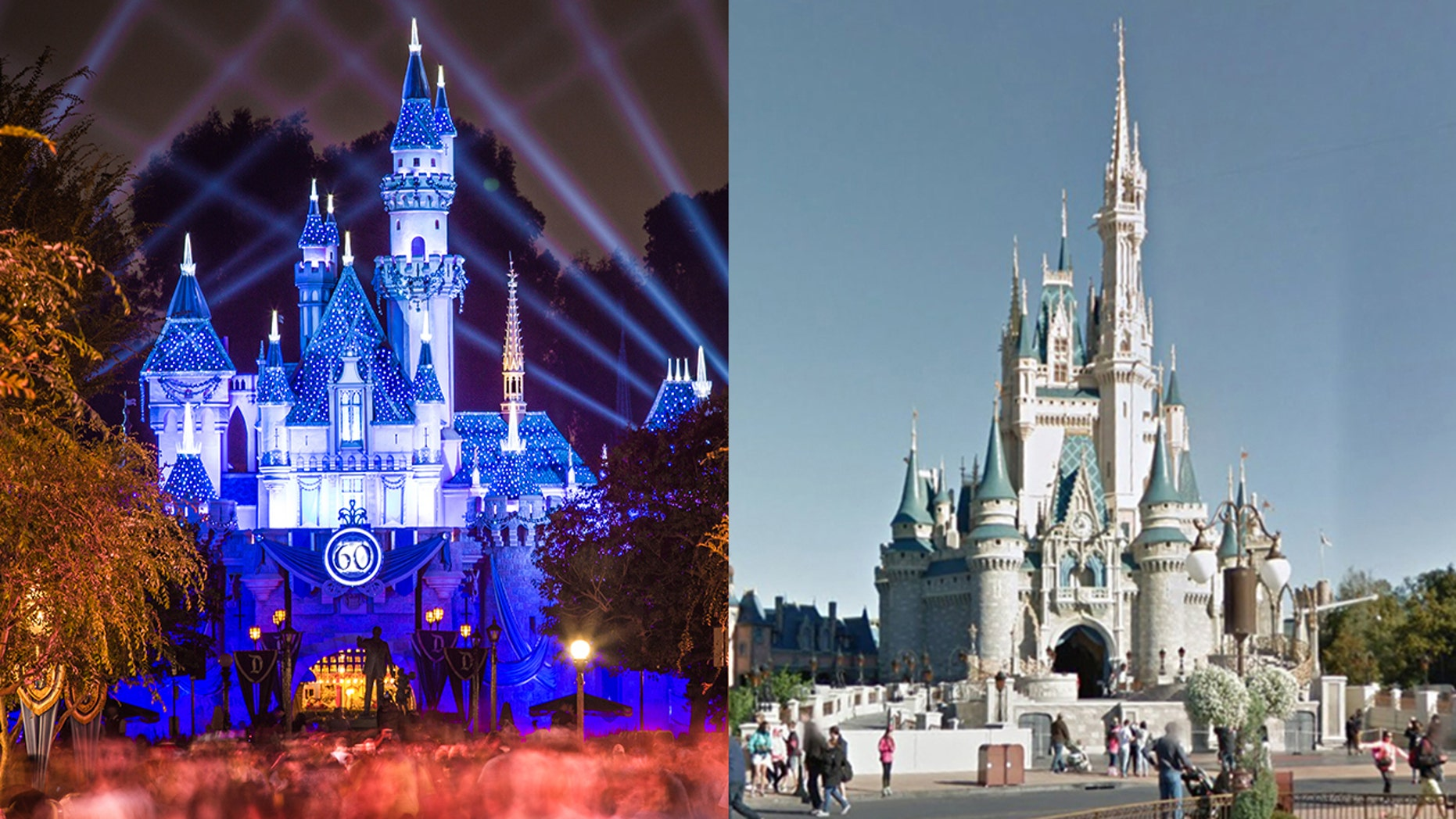 """It turns out there's a world of difference between """"The Happiest Place on Earth"""" and """"The Most Magical."""""""