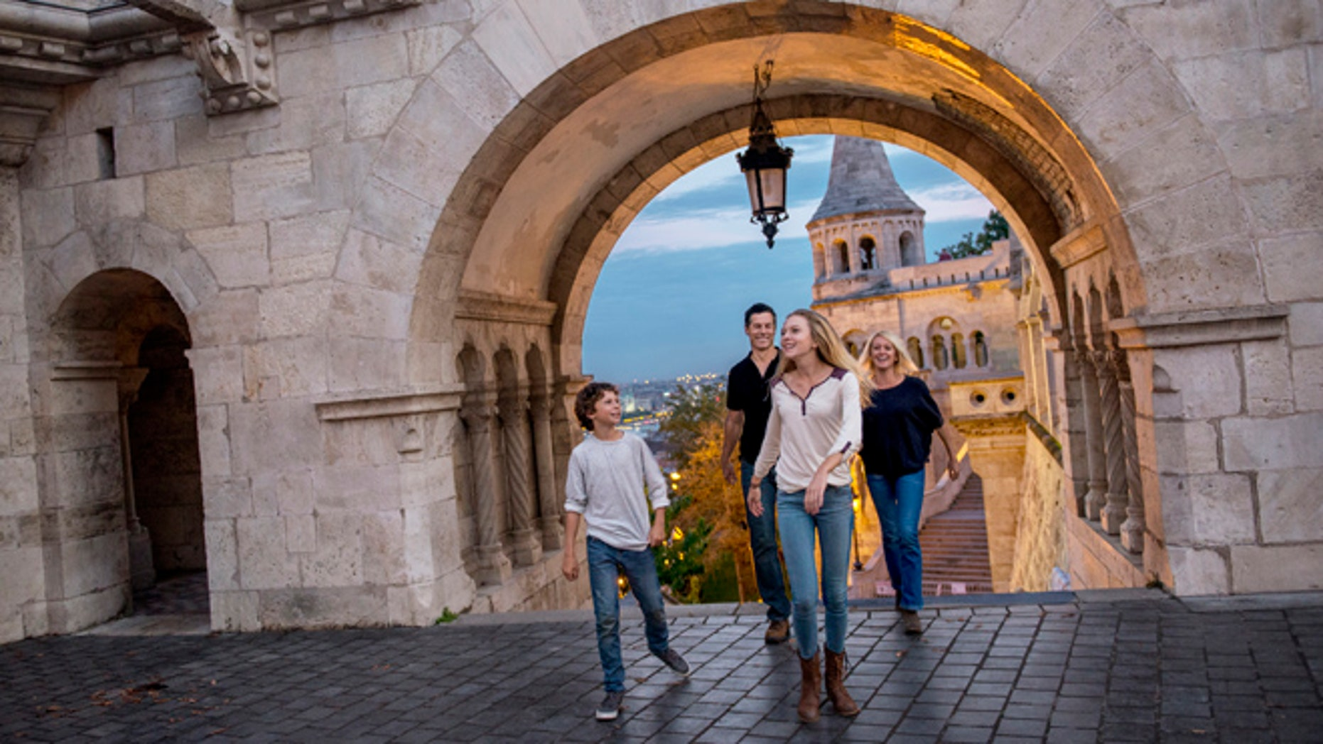if you're picturing photo ops with Anna and Elsa in front of Austria's Dürnstein Castle, you have it all wrong.