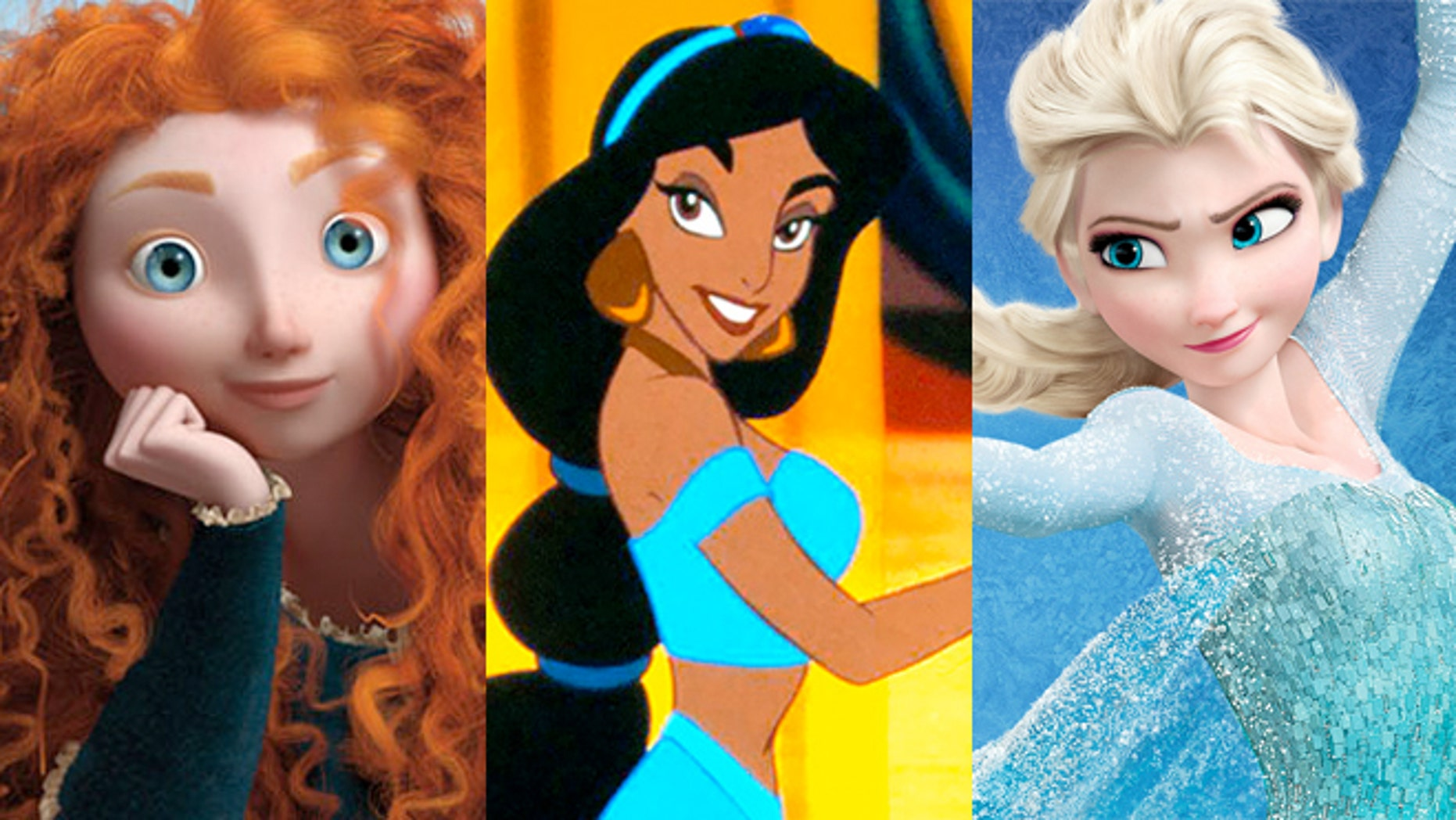 There are lots of Disney princesses, but none with special needs.