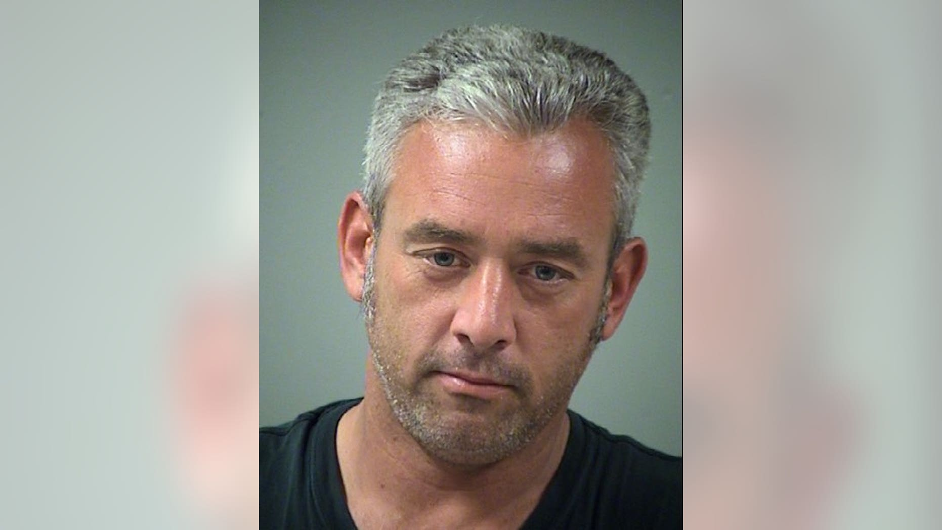 Anthony Shannon, 38, is accused of stealing a gray horn shark from the San Antonio Aquarium on Saturday.
