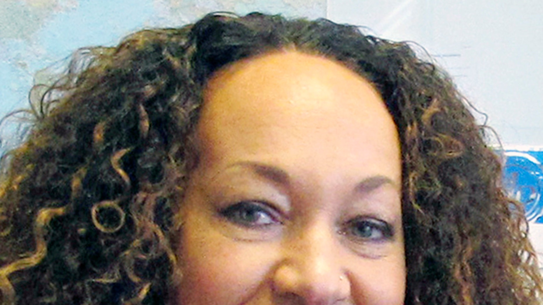 Rachel Dolezal is pictured in March 2017, six months after she changed her name to Nkechi Diallo.