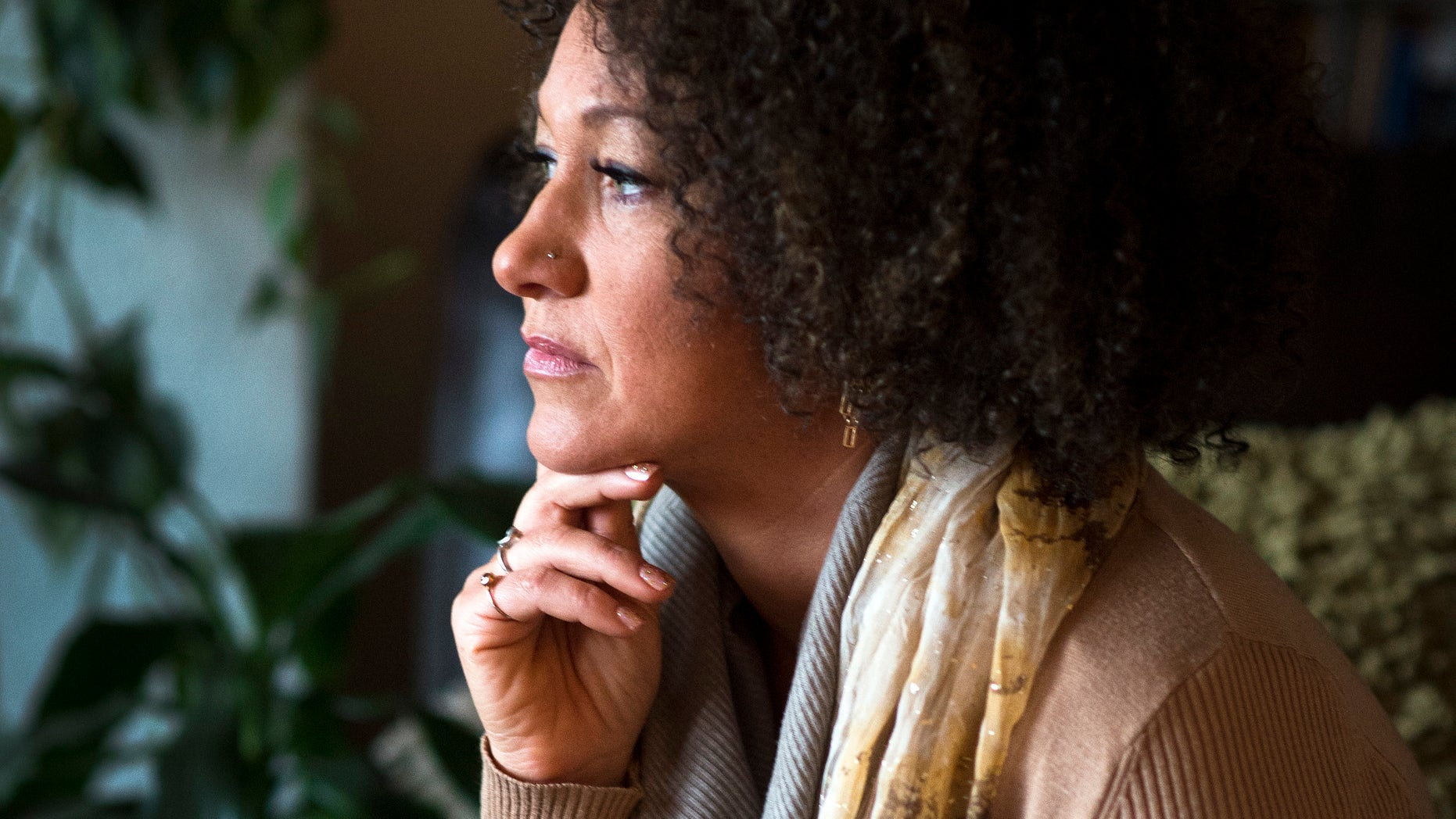 Rachel Dolezal, president of the Spokane chapter of the NAACP, on March 2, 2015.