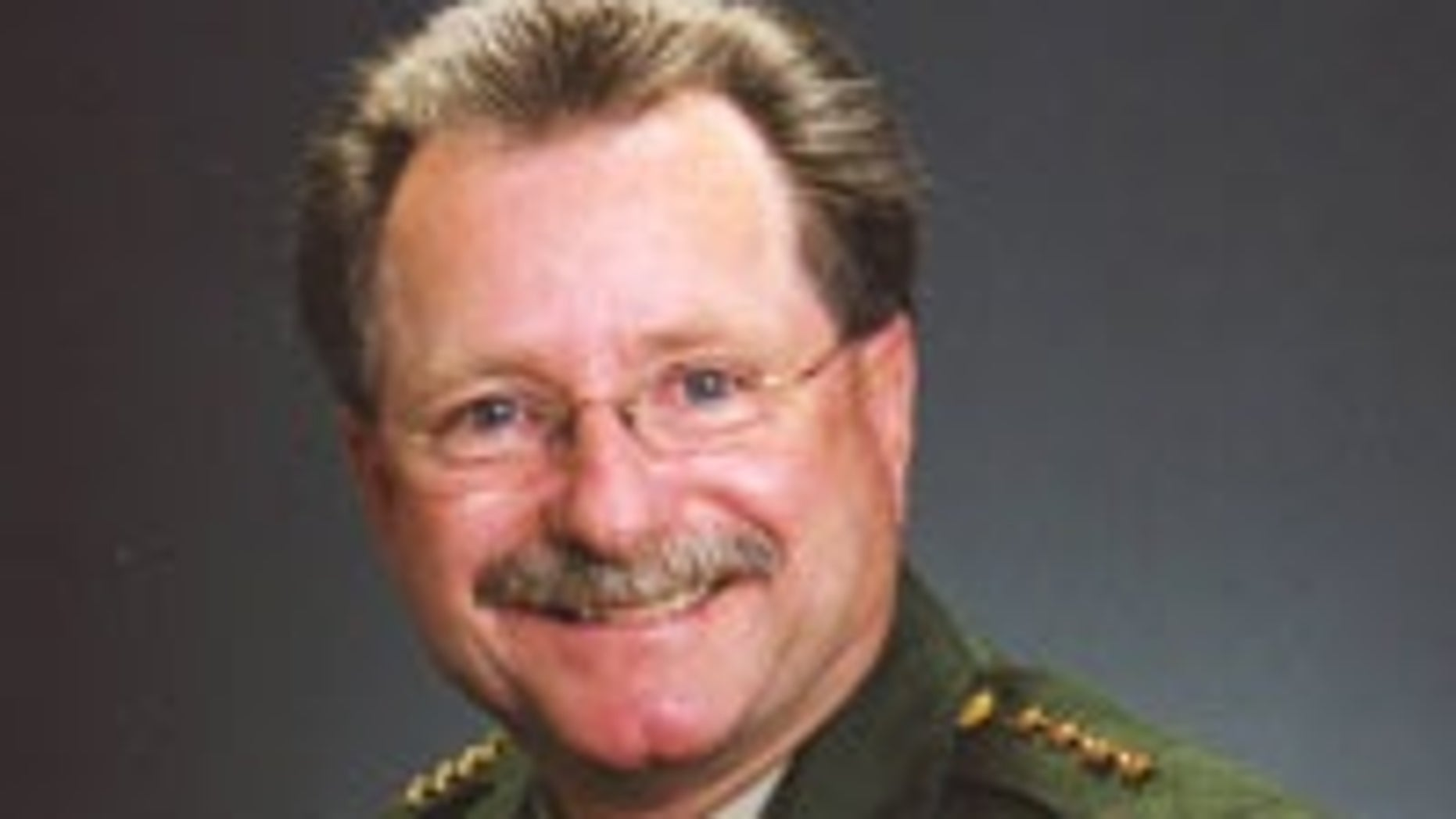 """Sheriff Donny Youngblood of the Kern County Sheriff's Office said it was """"financially better"""" for officers to kill suspects rather than injure them."""