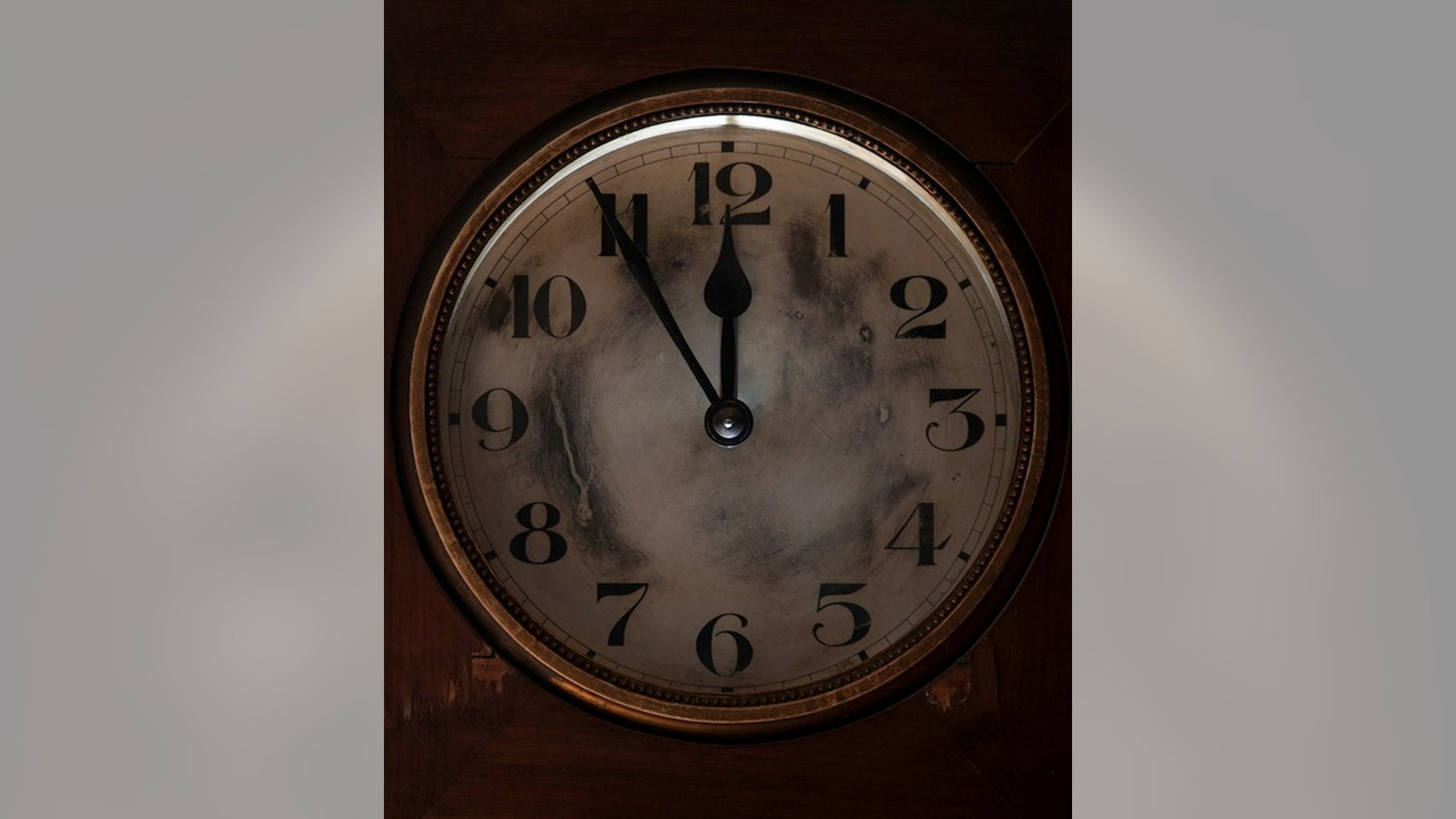 Tick, tock ... The Doomsday Clock is a metaphor for threats to humanity from technology.