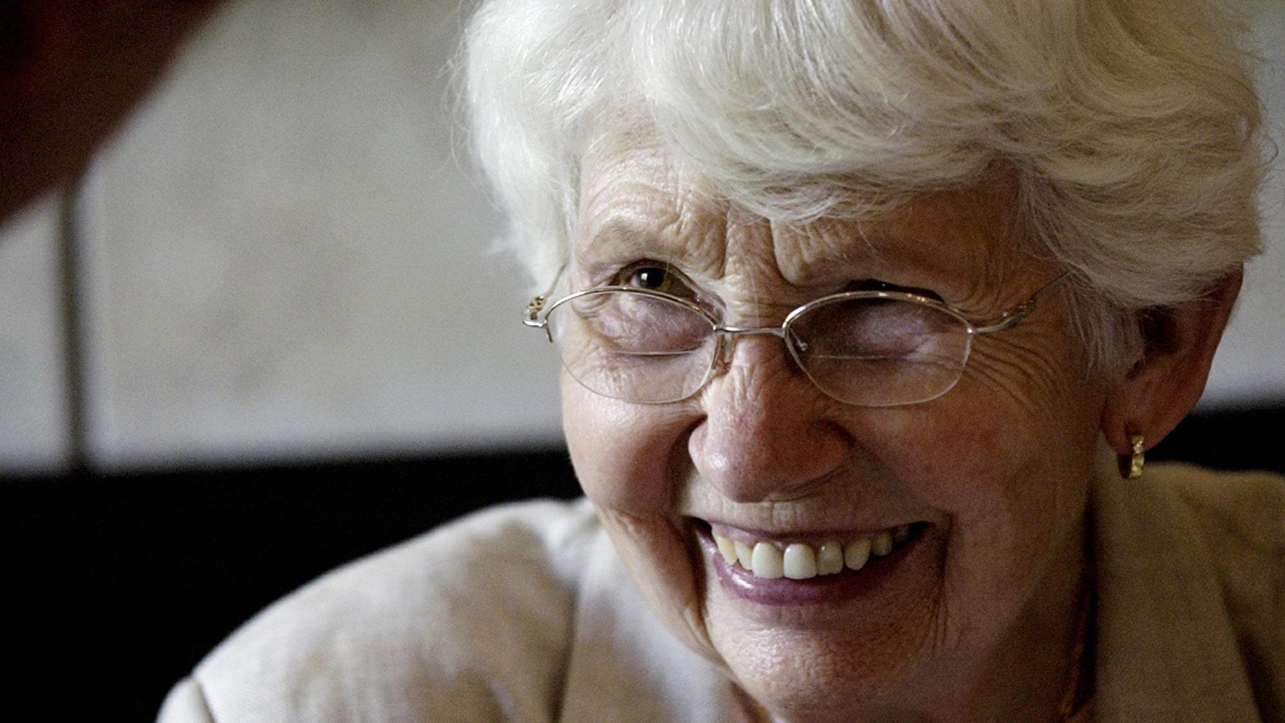 David Letterman's mom, Dorothy Mengering, died Tuesday, April 11, 2017, Letterman's publicist Tom Keaney confirmed. She was 95.