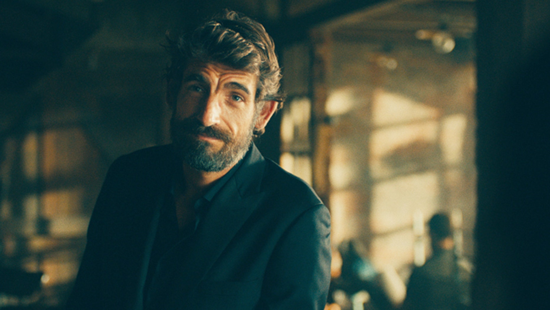 """French actor Augustin Legrand is just getting his feet wet as the new """"Most Interesting Man in the World."""""""
