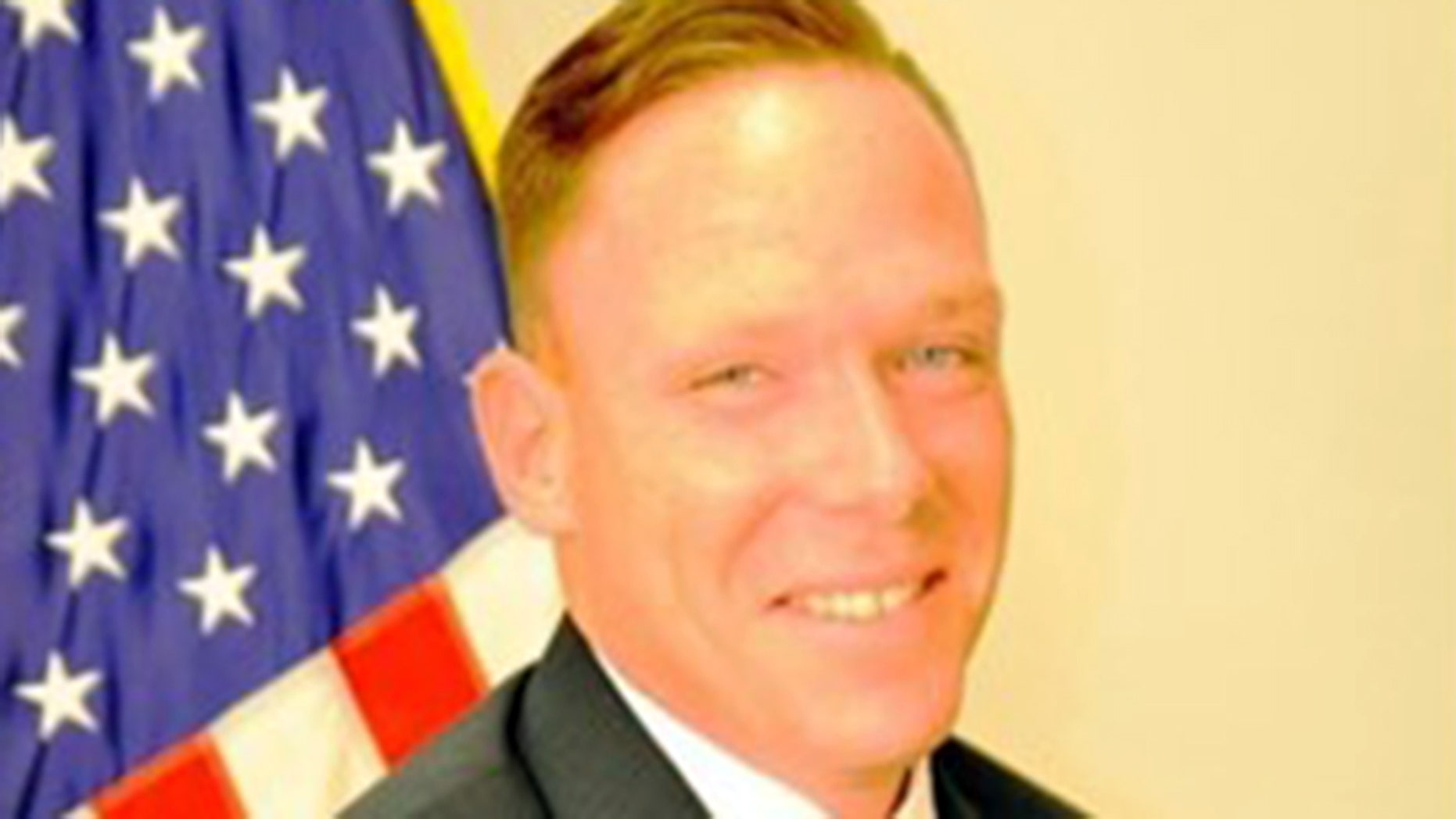"""York County Det. Mike Doty died Wednesday after being shot in an """"ambush"""" attack by a gunman in South Carolina on Tuesday morning."""