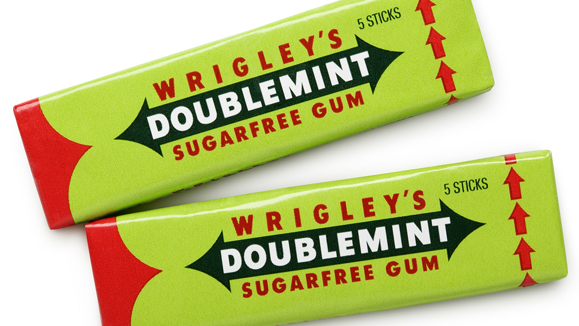 Wrigley is suing Chi-Town Vapers for infringing on its Juicy Fruit and Doublemint brands