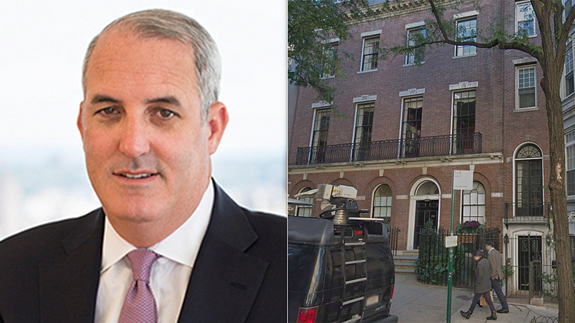 Doug Band, one of Bill Clinton's closest confidants, recently purchased the Manhattan mansion of David Rockefeller.