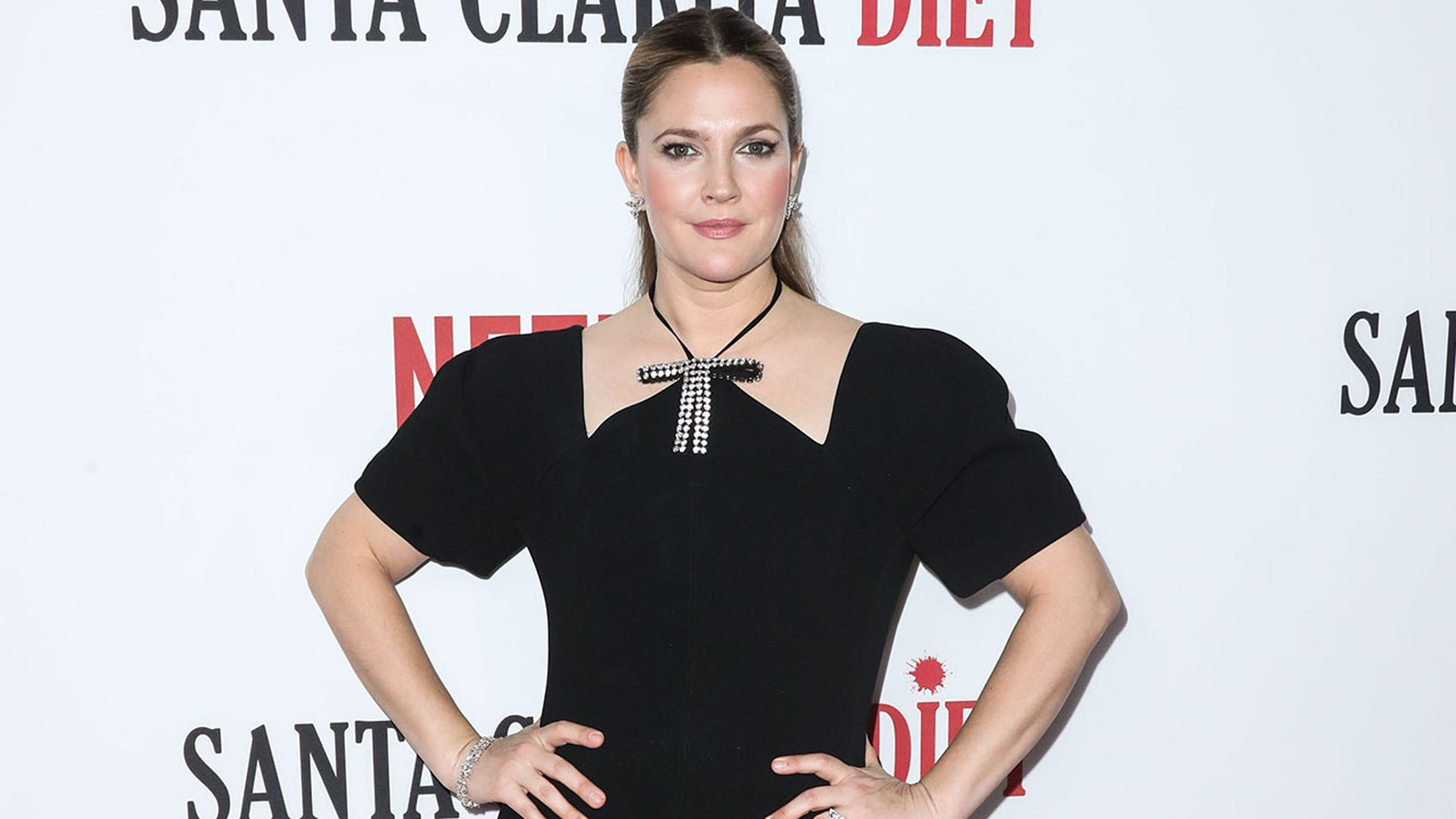 "Drew Barrymore revealed on Saturday that she's single and off dating apps, ""It was fun to try though,"" she said."