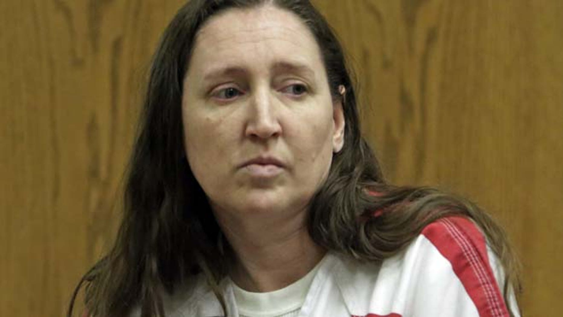 FILE 2014: Megan Huntsman, 39, entered six guilty pleas Thursday morning in a court in Provo.