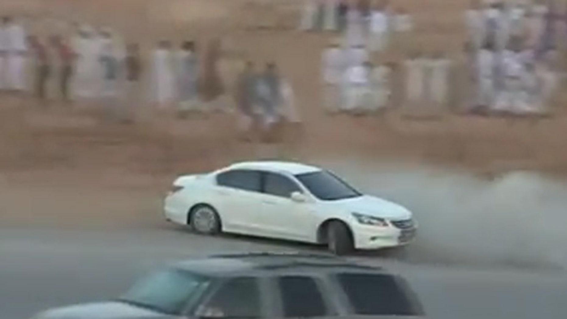 Video showing Hagwalah in Saudi Arabia.