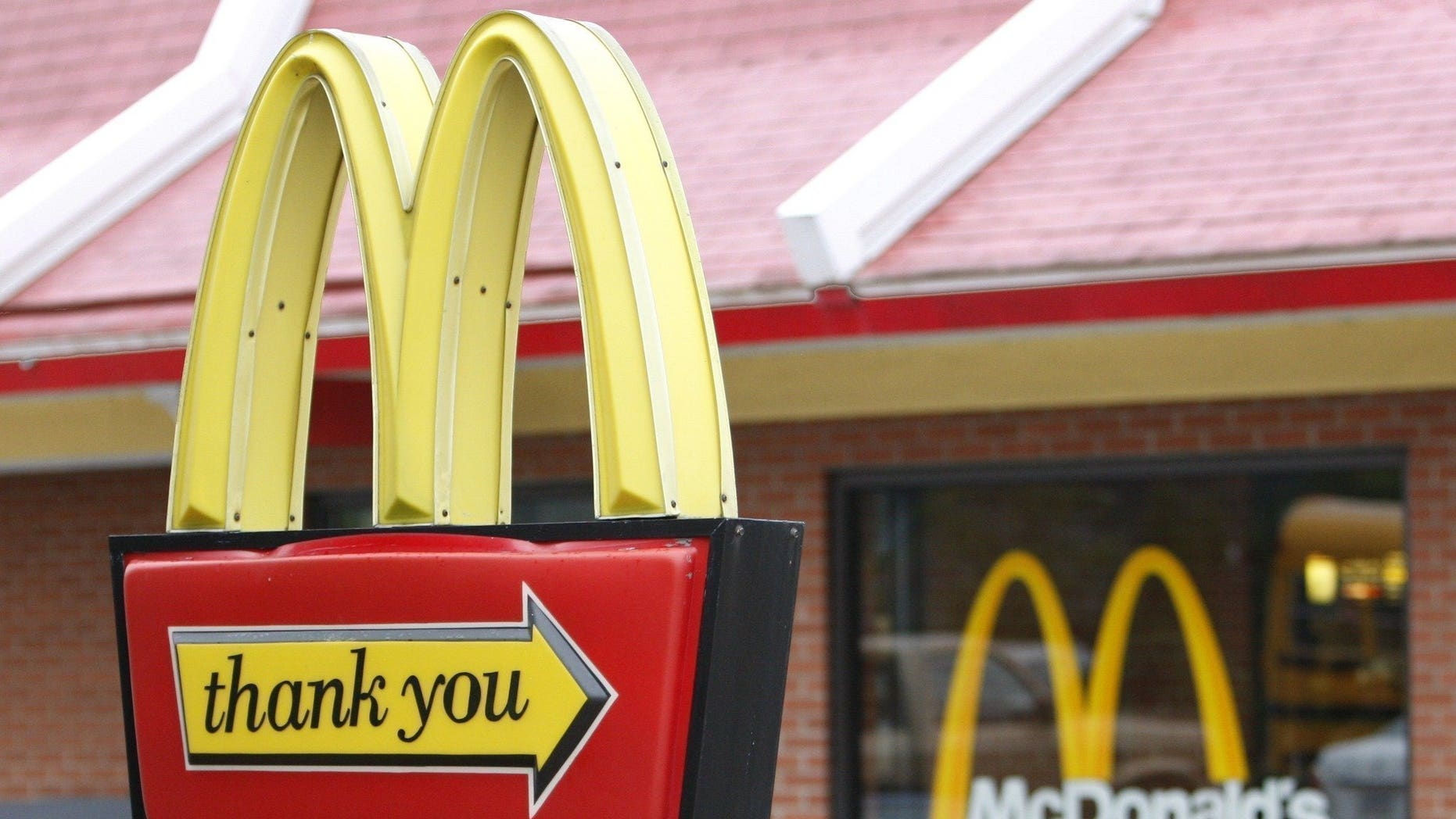 McDonald's customers spread Christmas cheer by paying for the customer behind them at a drive-thru window in Fla.