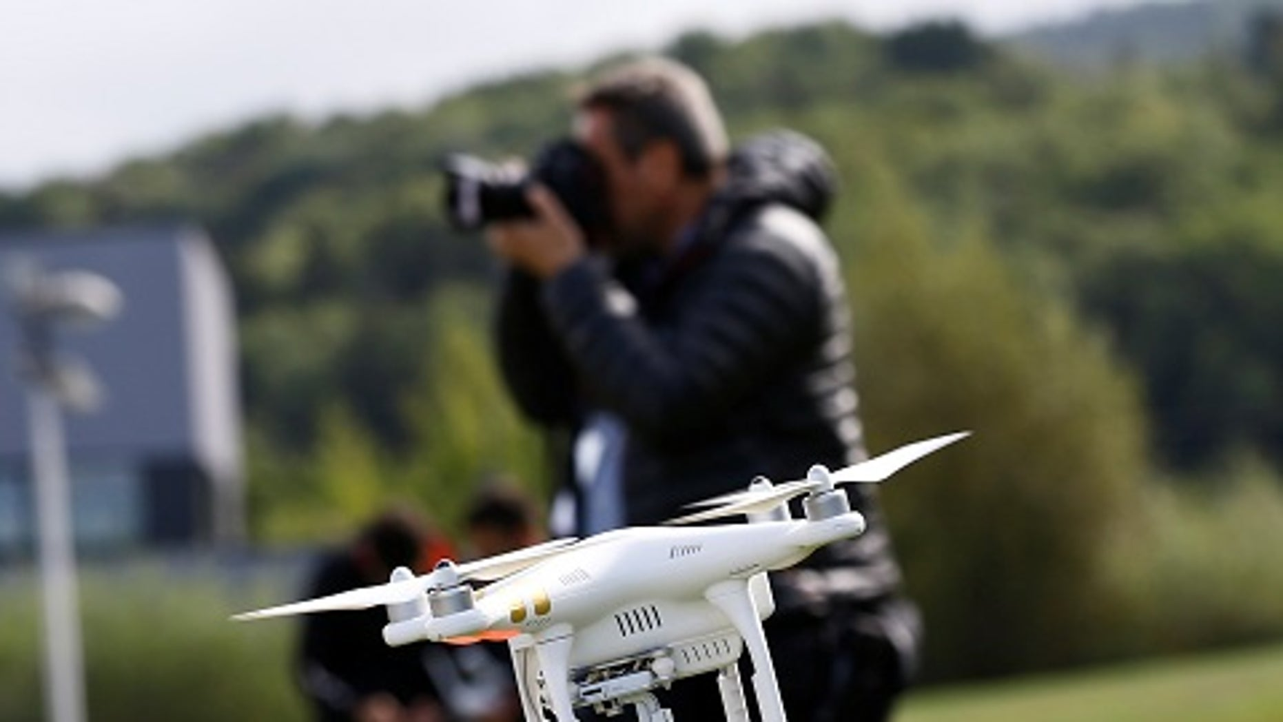 Analysts fear criminal groups will use explosive devices attached to drones to attack the U.S.
