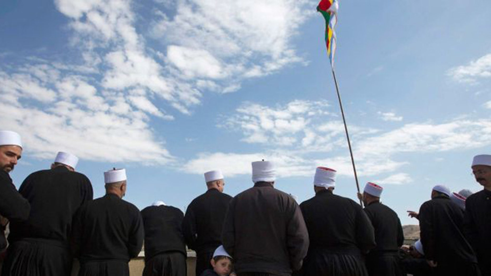 Syria's Druze population has been estimated at 700,000, and has long enjoyed the protection of the Assad regime. (Reuters)