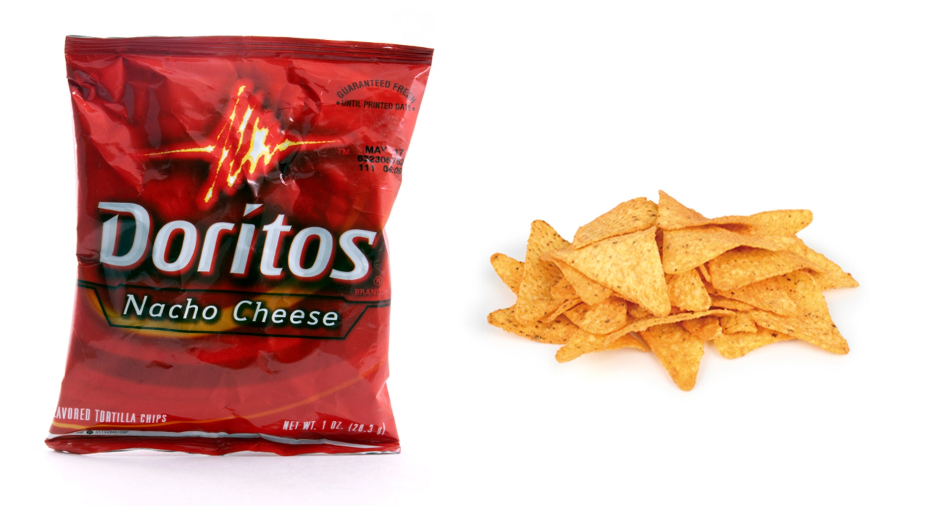 Doritos fans don't get much bang for their buck per bag.