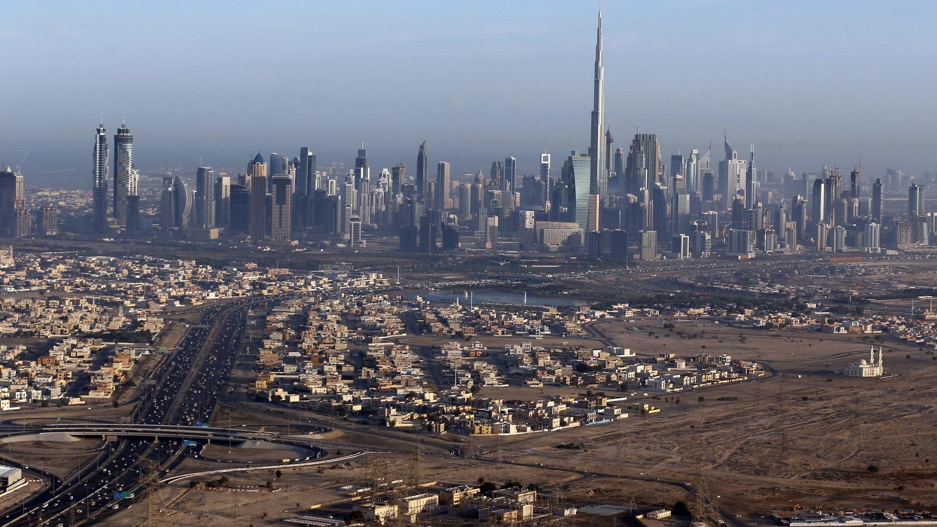 Photo of Dubai.