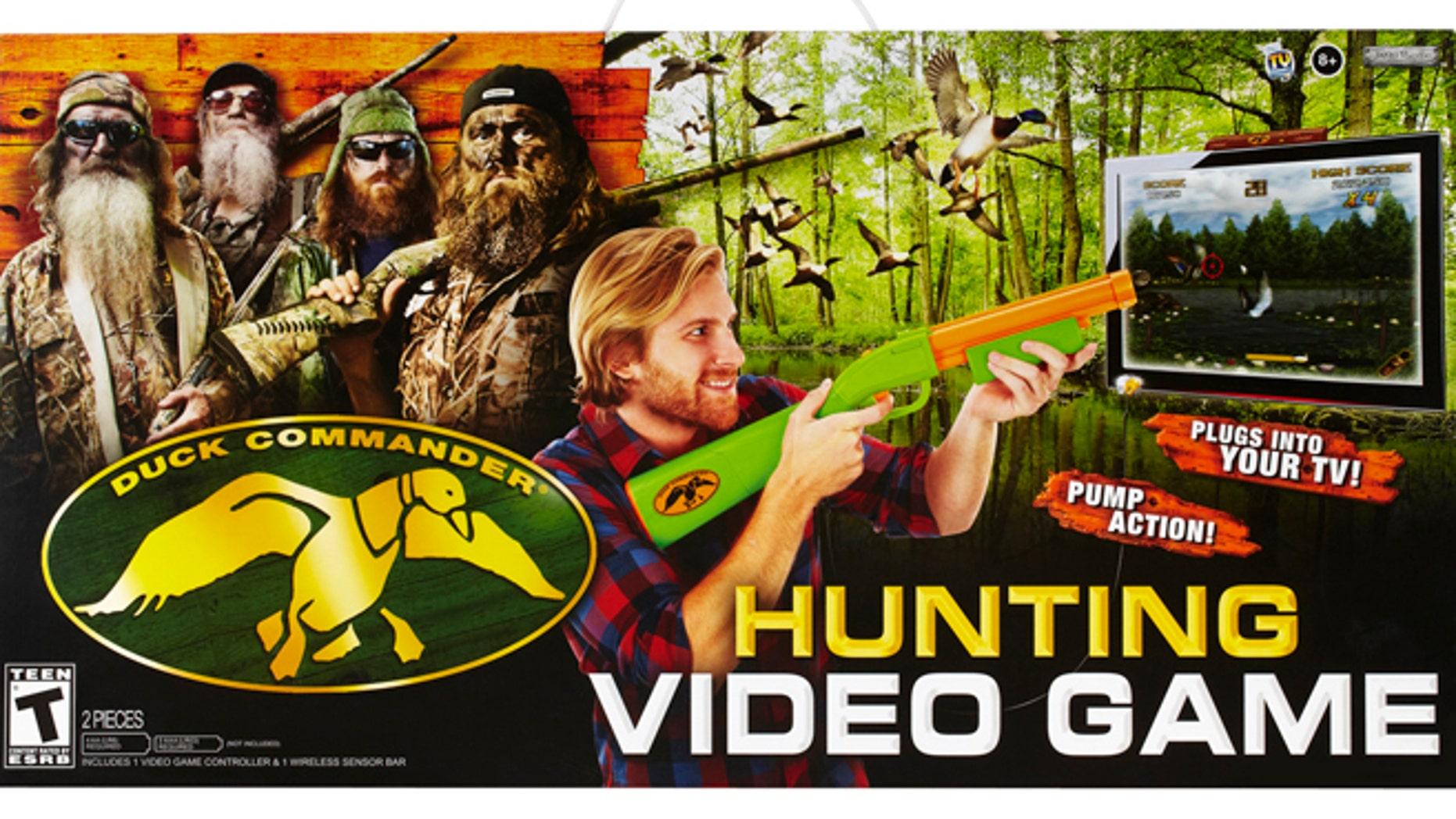 Duck Dynasty video game offers more gun fun  0abcad57e