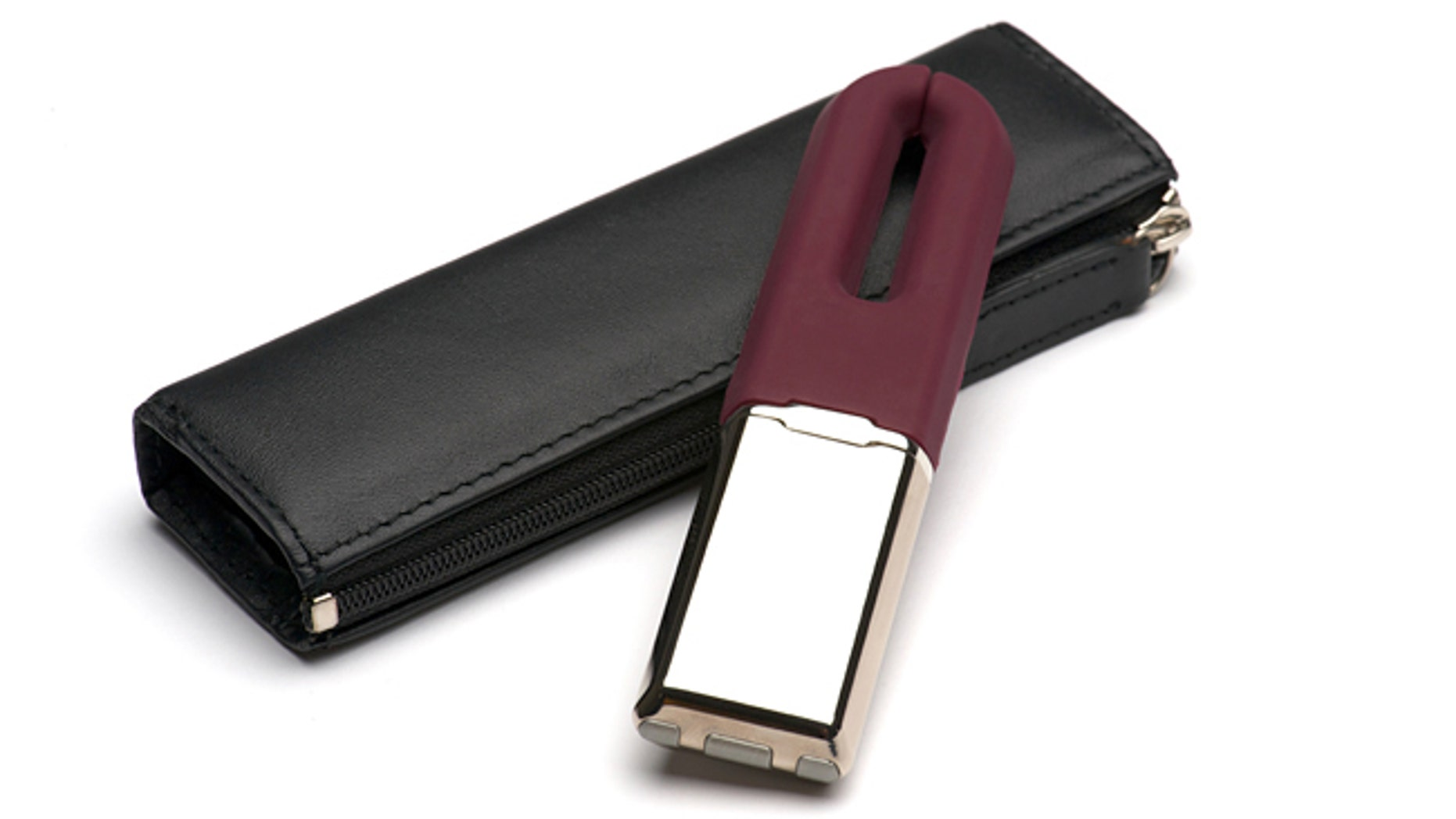 The Duet USB drive vibrator, which has already gained more than $40,000 in crowd-funding.