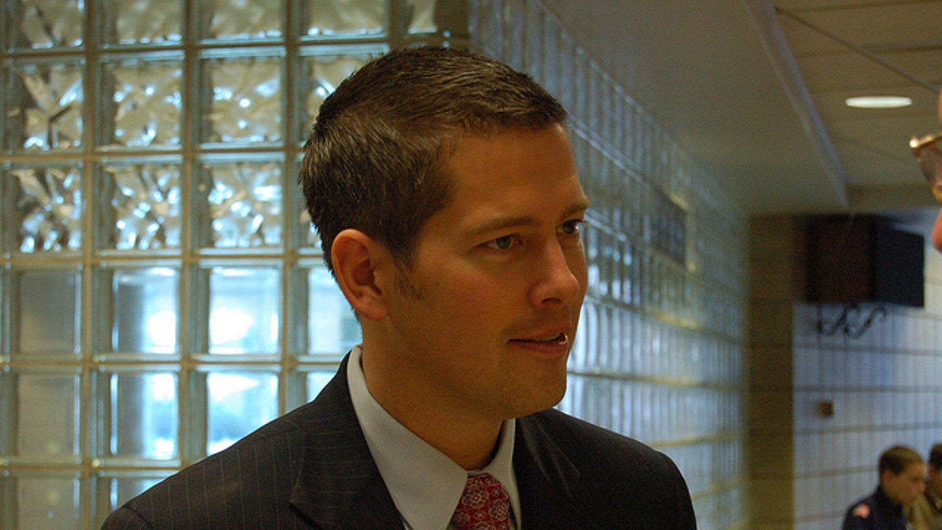 Freshman Rep. Sean Duffy in a photo from Jan. 22, 2011